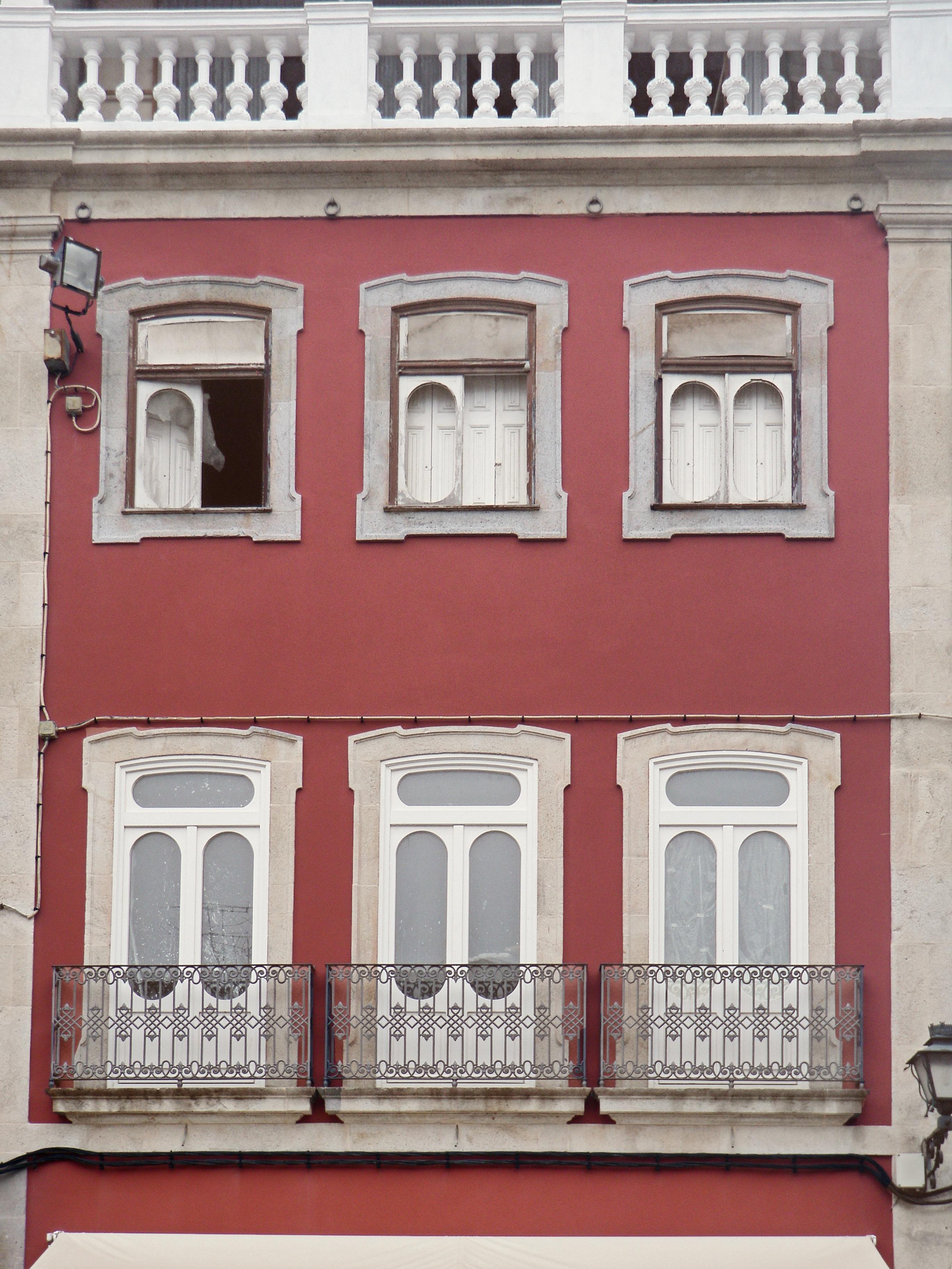 Kostenlose foto : die Architektur, Weiß, Haus, Fenster, Mauer ...