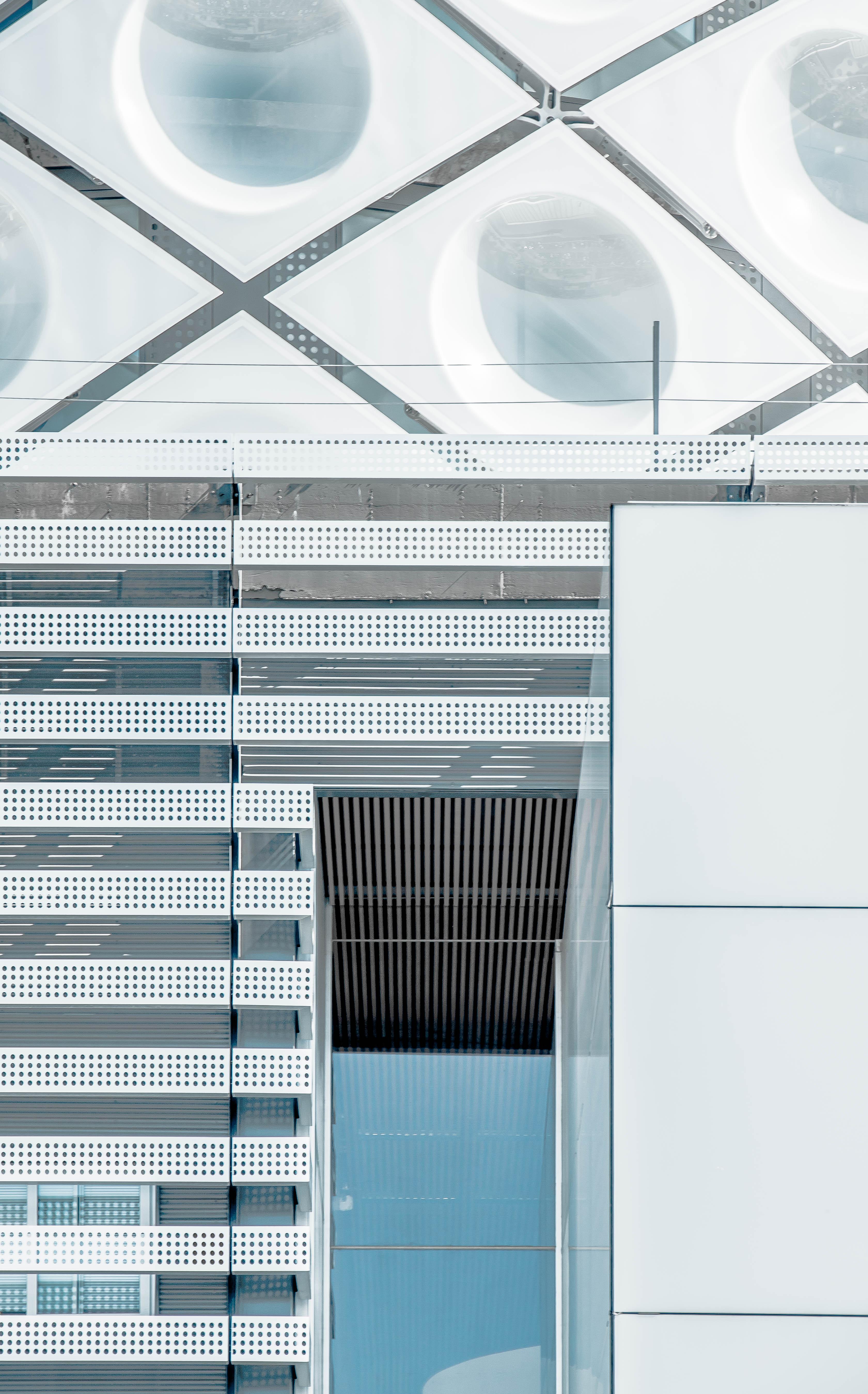 建築 窓 建物 天井 ライン ファサード ポイント インテリア・デザイン 設計 ミニマリズム 窓覆い