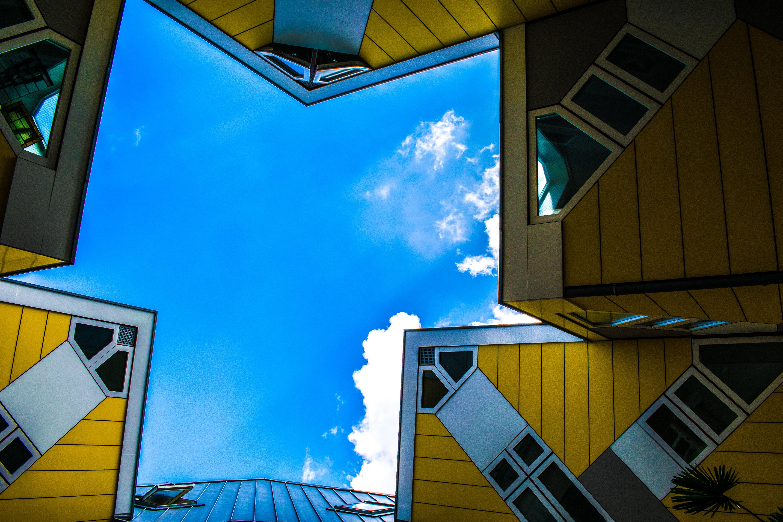 Images gratuites architecture fen tre couleur carr for Fenetre urbaine