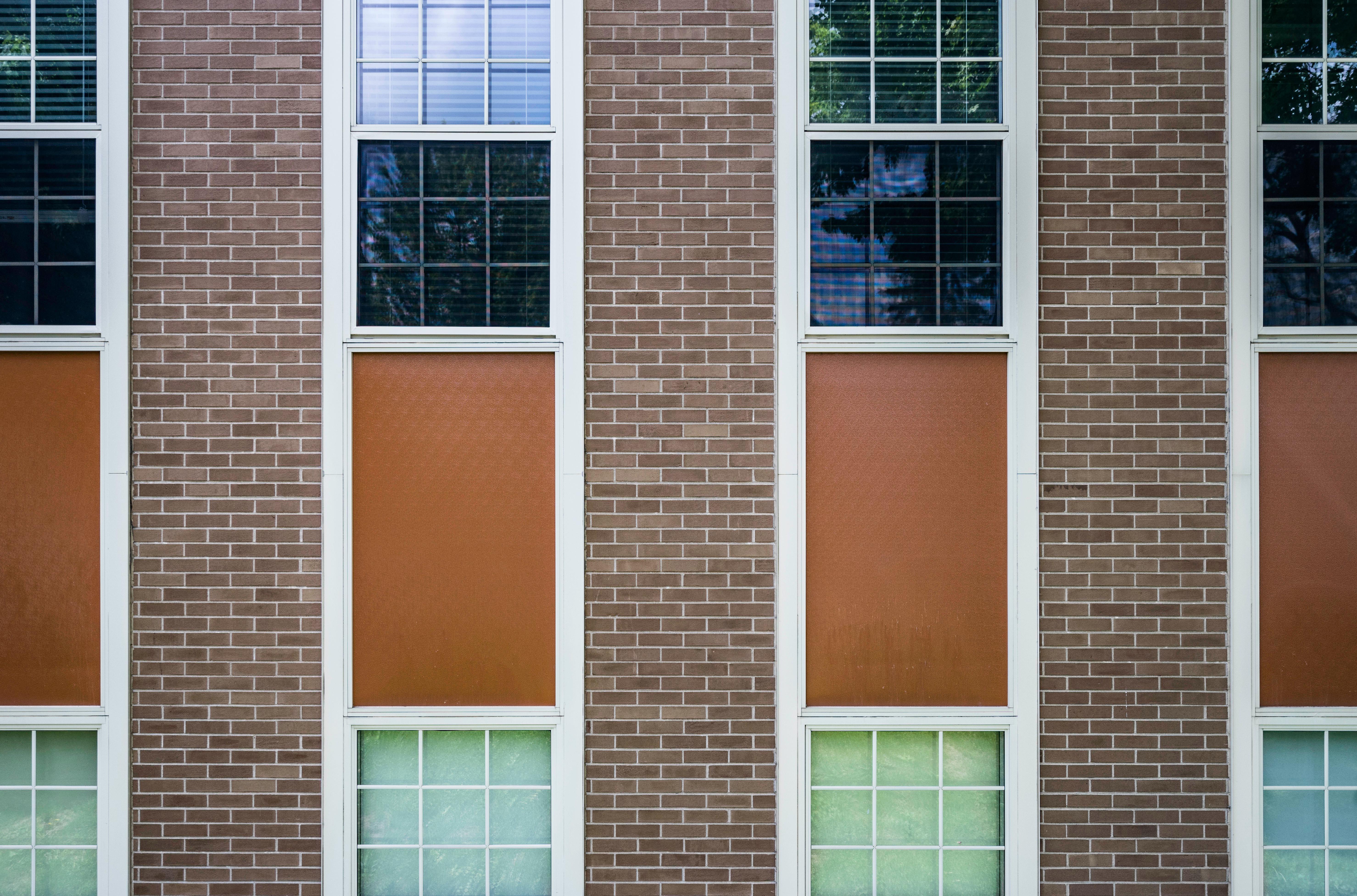 Gratis billeder : arkitektur, glas, hjem, væg, altan, farve, facade ...