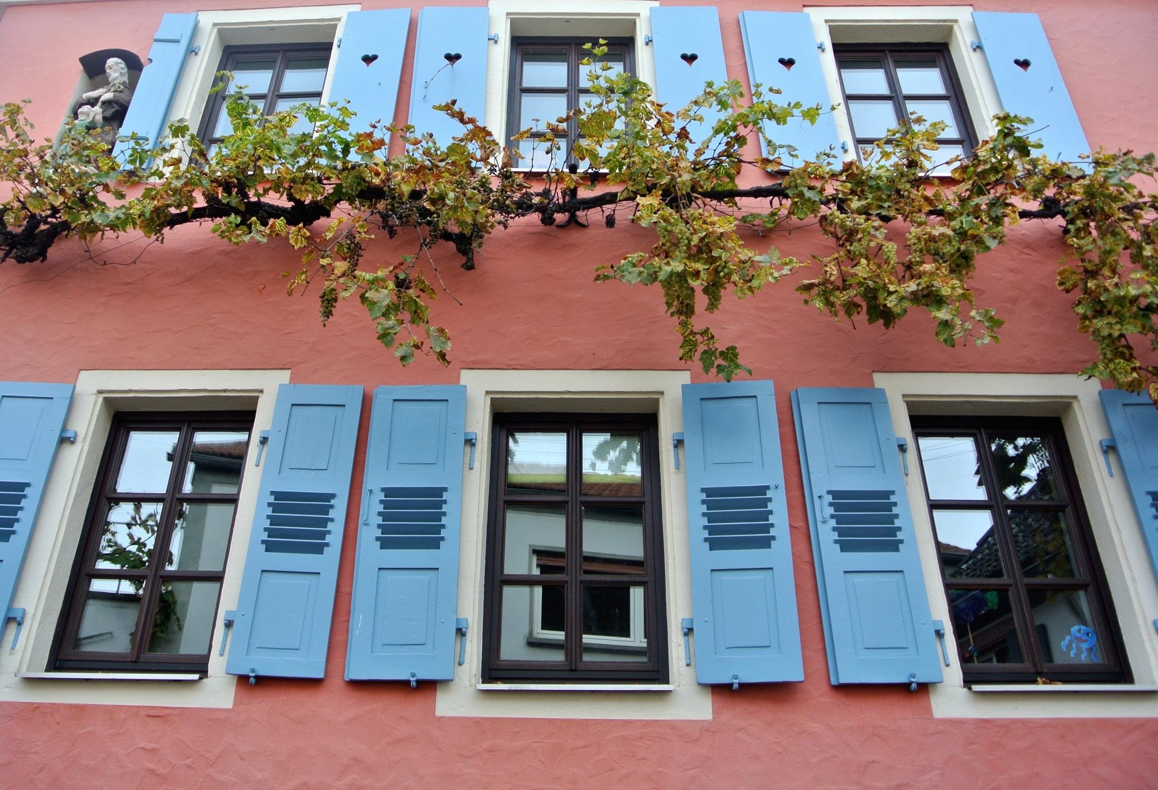 Fotos Gratis Arquitectura Vino Casa Flor Ventana