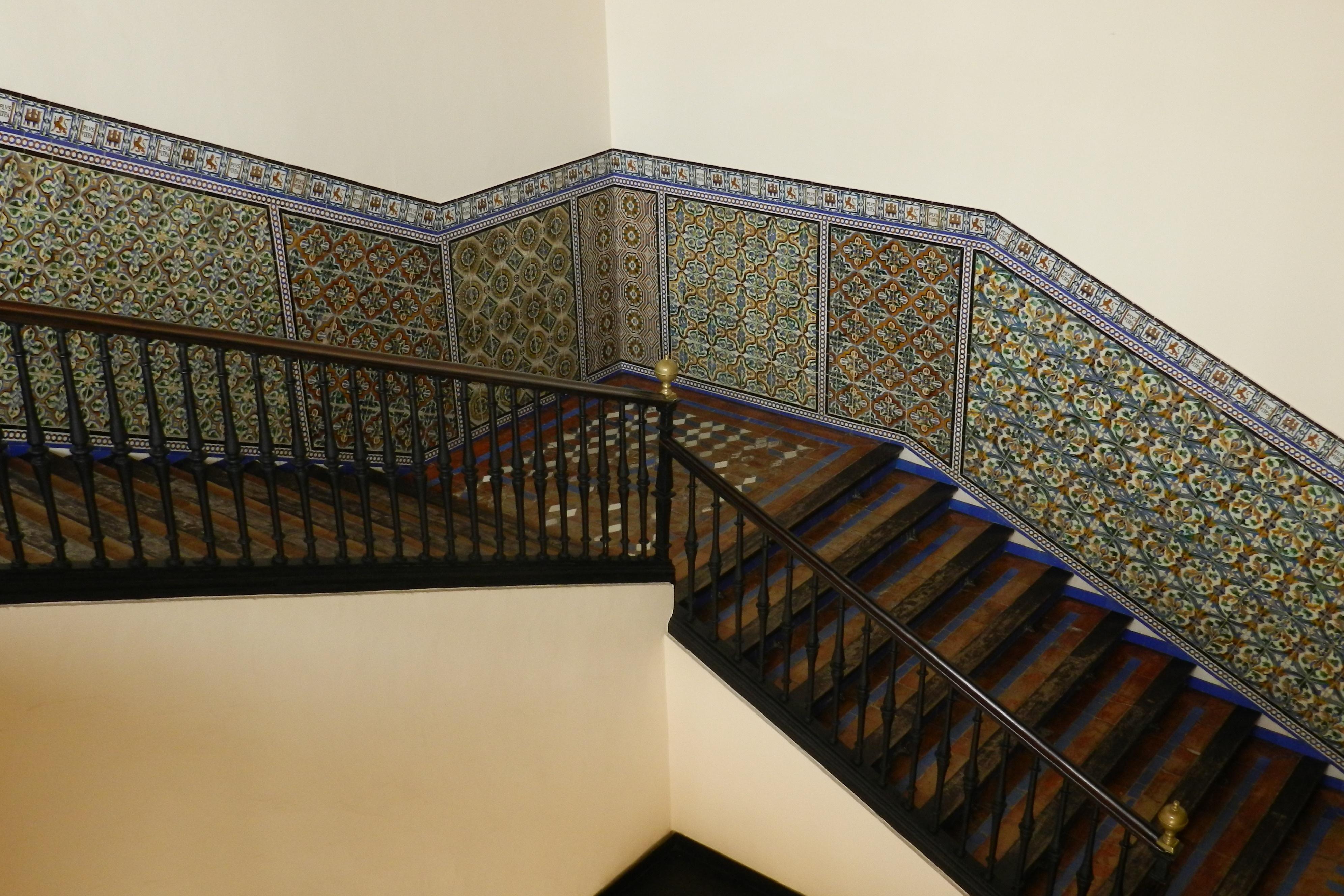 Gambar Arsitektur Lantai Plafon Desain Interior Susuran