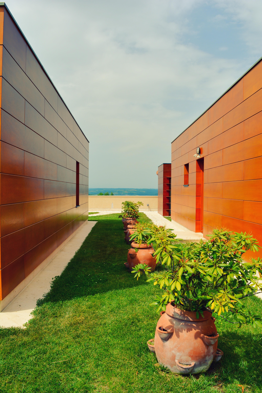 Kostenlose foto die architektur holz haus modern for Architektur haus modern