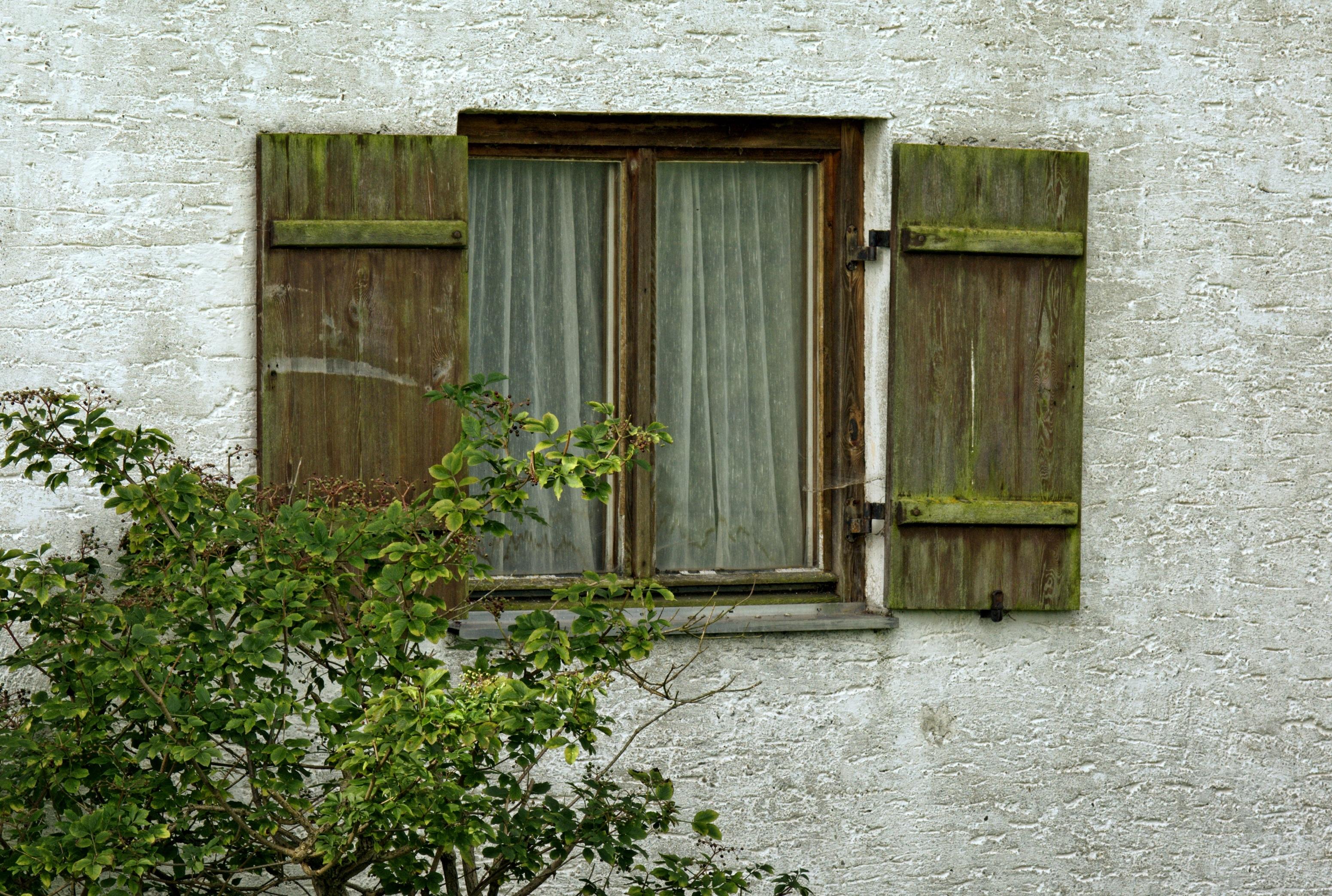 Kostenlose foto : die Architektur, Holz, Haus, Fenster, Gebäude, alt ...