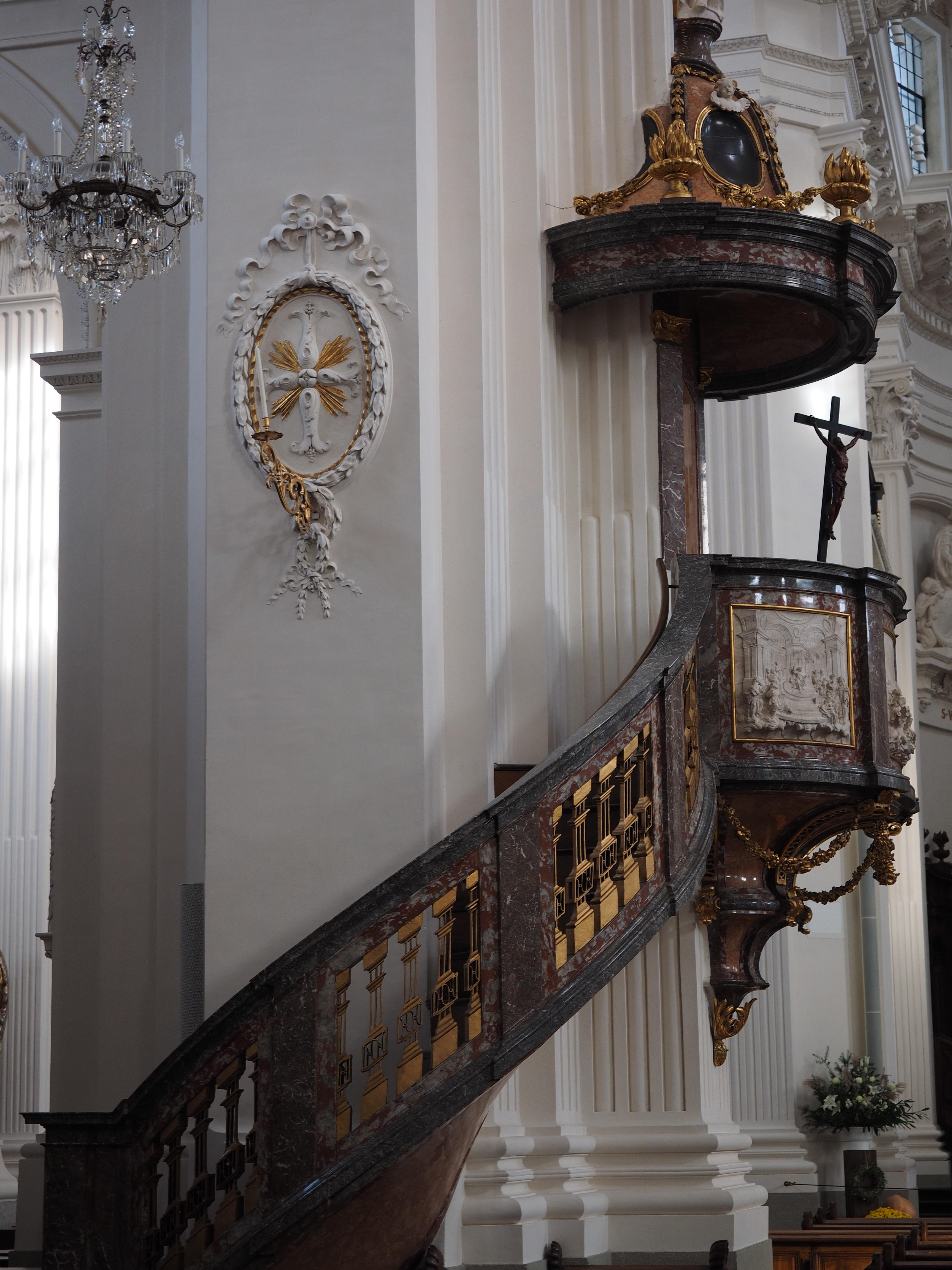 Roman Catholic Church Interior Design
