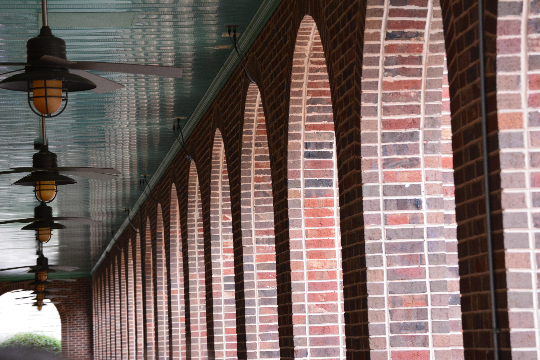 Arcos de ladrillo rustico excellent bajo with arcos de for Arcos de ladrillo rustico