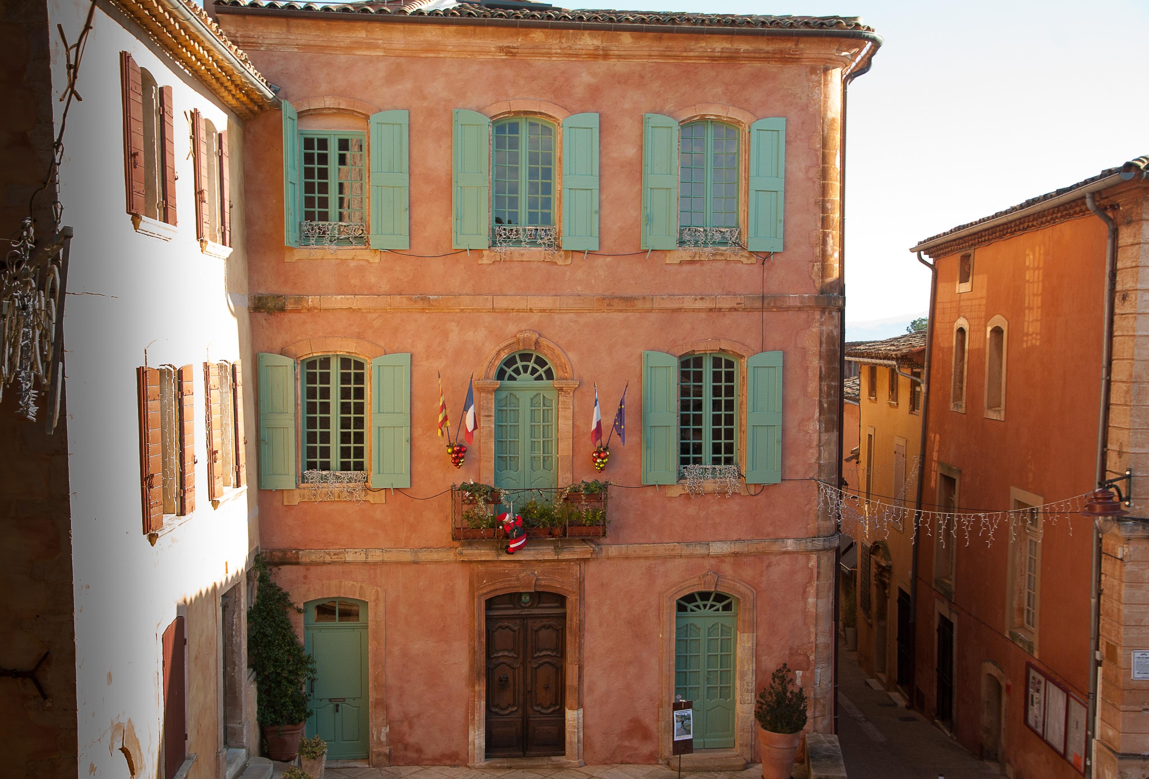 Couleur Volet En Provence images gratuites : architecture, bois, maison, fenêtre