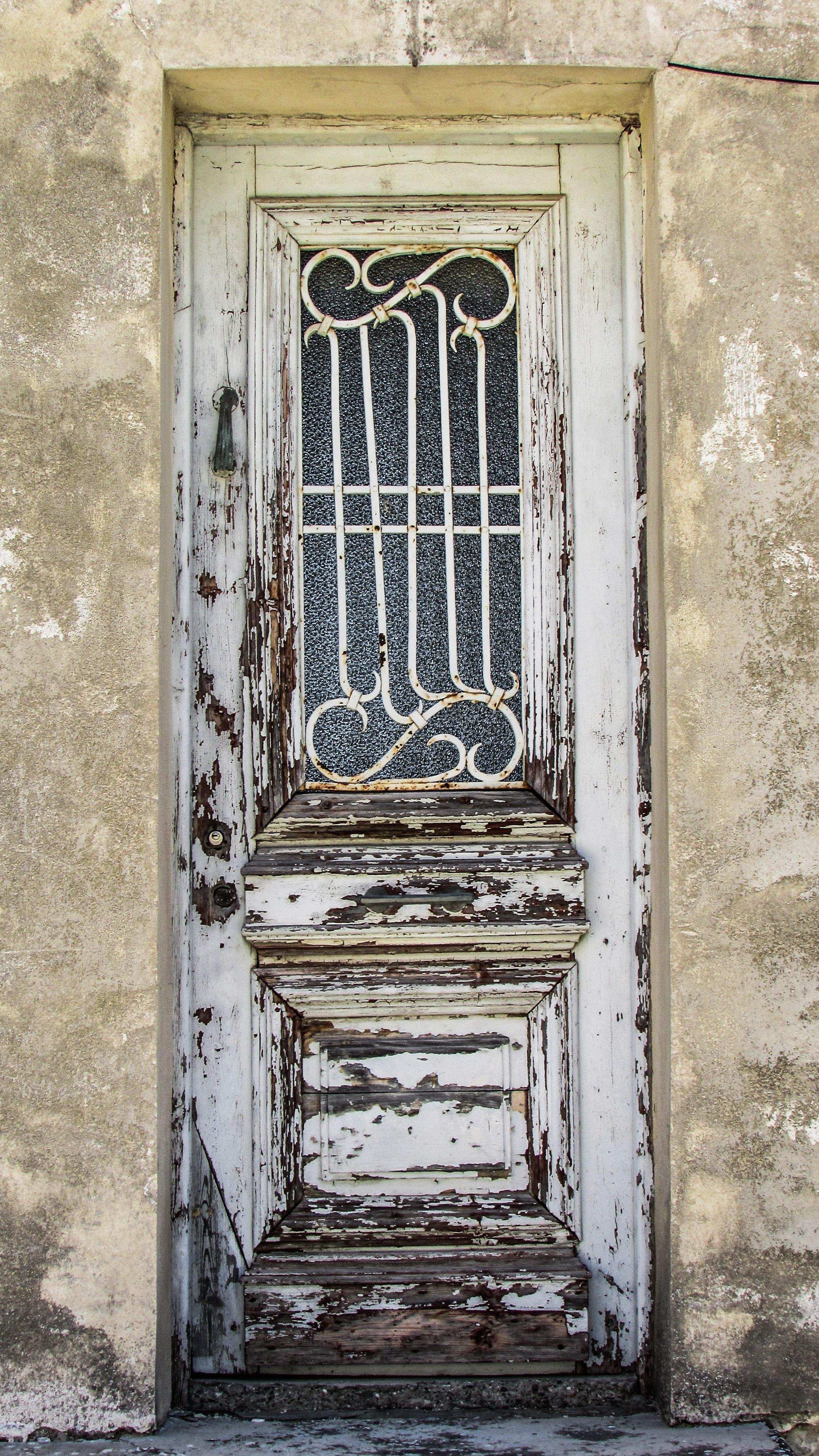 Fotos Gratis Arquitectura Blanco Calle Casa Ventana Antiguo  ~ Puertas Hierro Exterior Fachadas