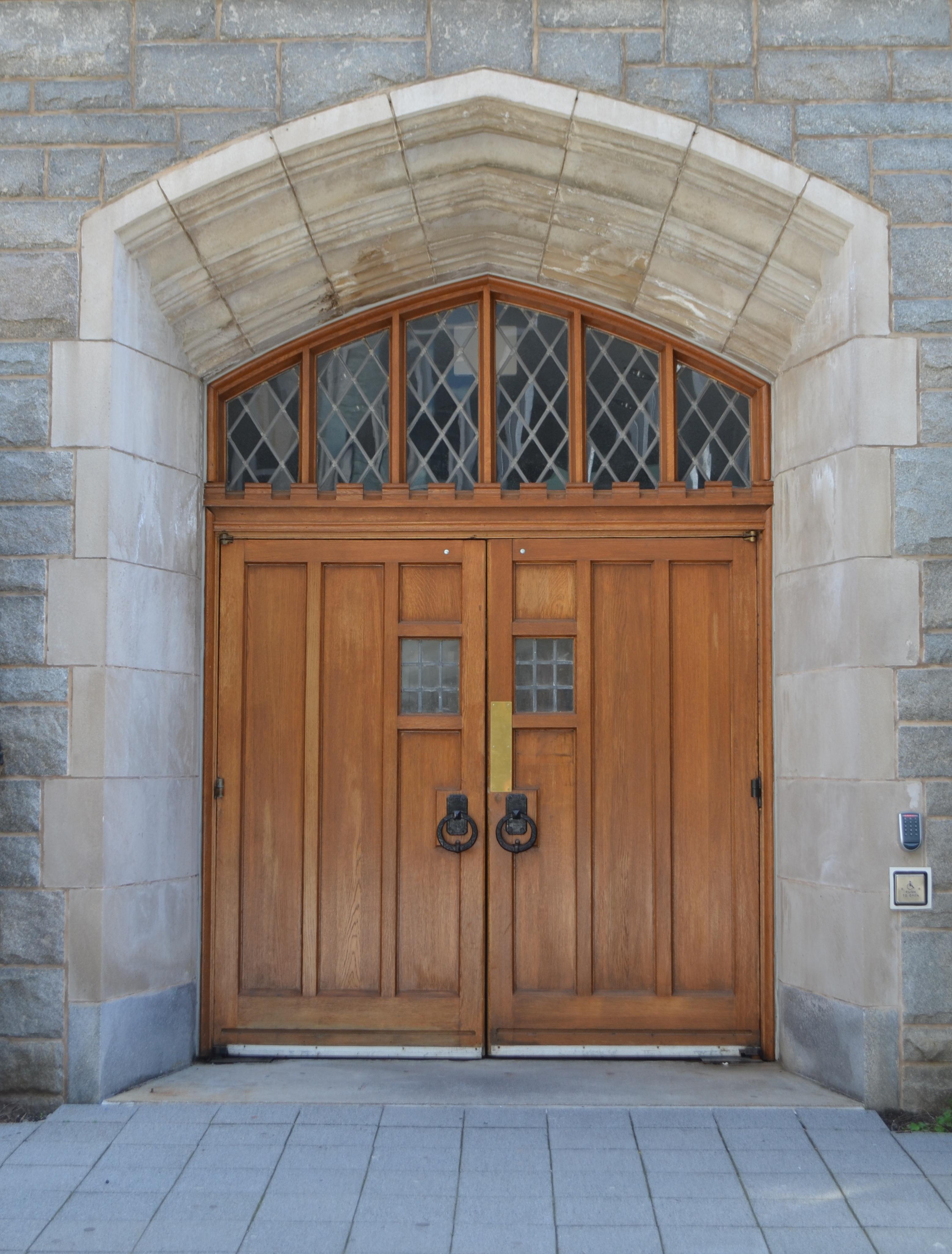 Die Architektur Holz Fenster Schuppen Bogen Fassade Eigentum Tor Tür  Immobilien Garagentor