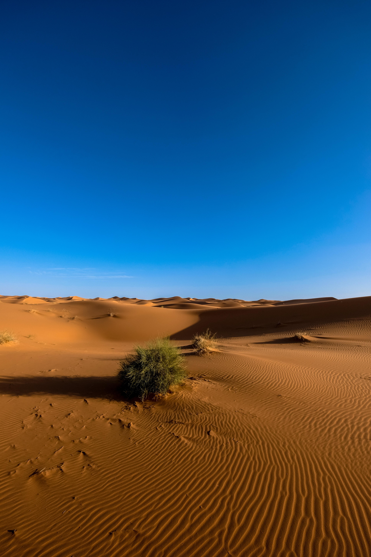Free Images : arid, barren, blue sky, clear sky, desert ...