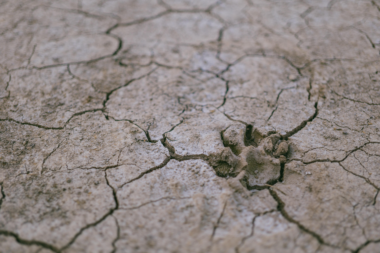Khô Khan Thiên Tai Crack Vết Nứt Sa Mạc Bẩn Hạn Hán Khô Môi Trường Đất