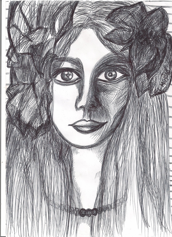 Gambar Indah Helen Mort Wanita London Seni Rupa Seni