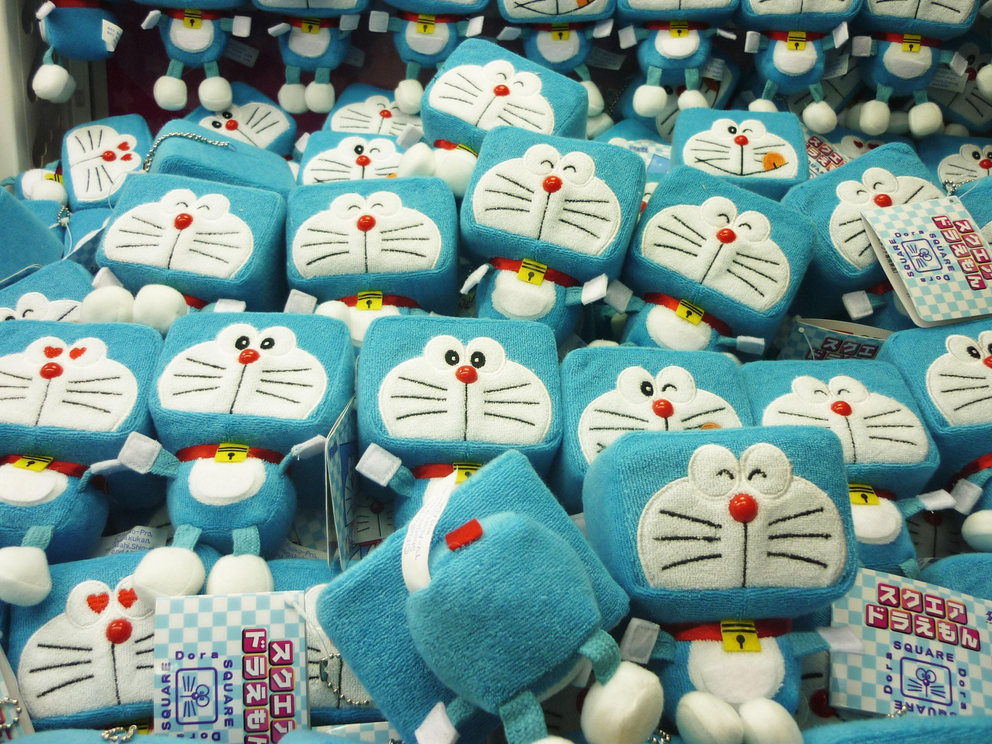 Kostenlose foto : asiatisch, blau, Japan, Spielzeug, Textil-, Katzen ...