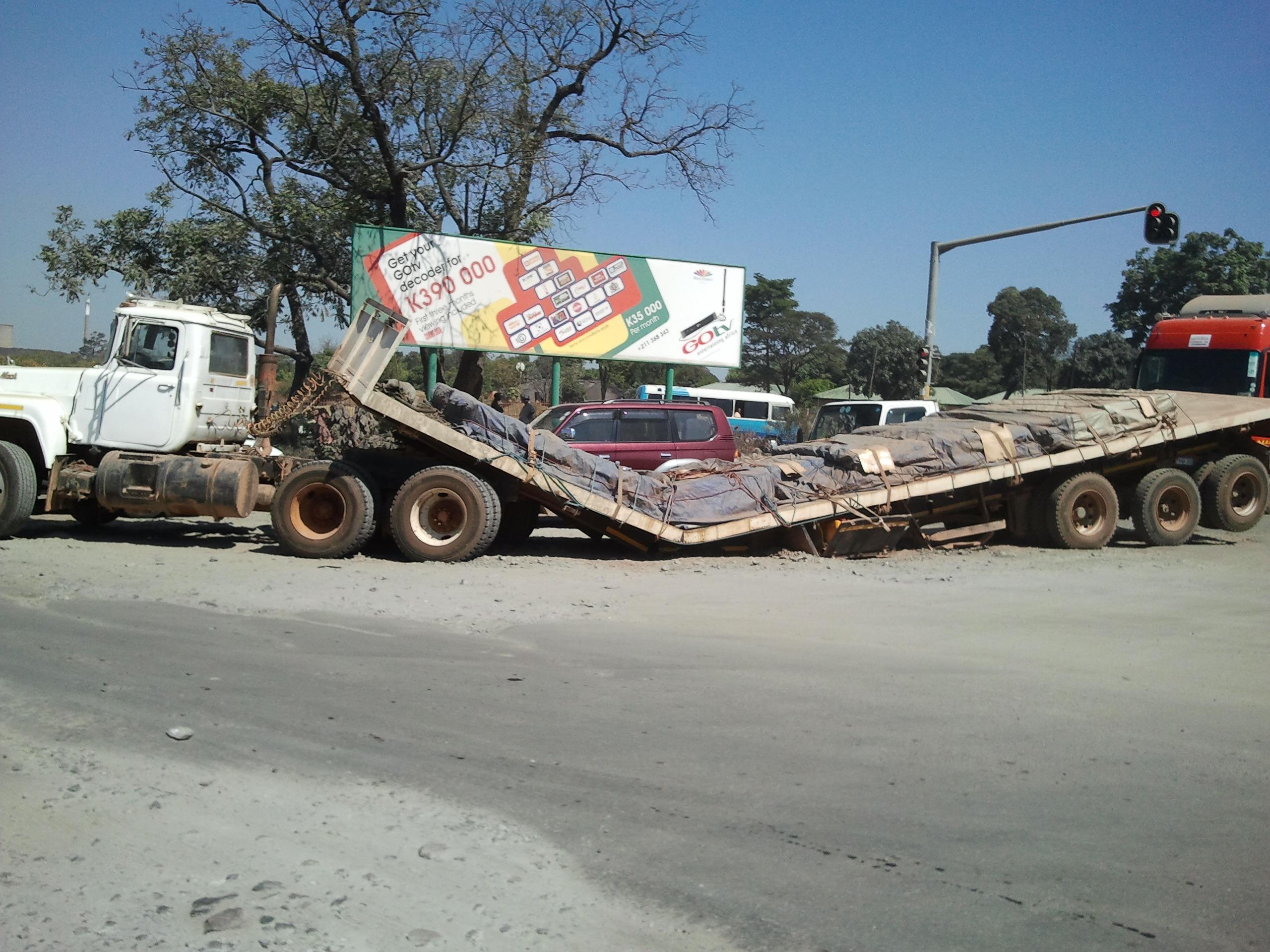 Free Images : asphalt, transport, truck, vehicle, broken, weight ...