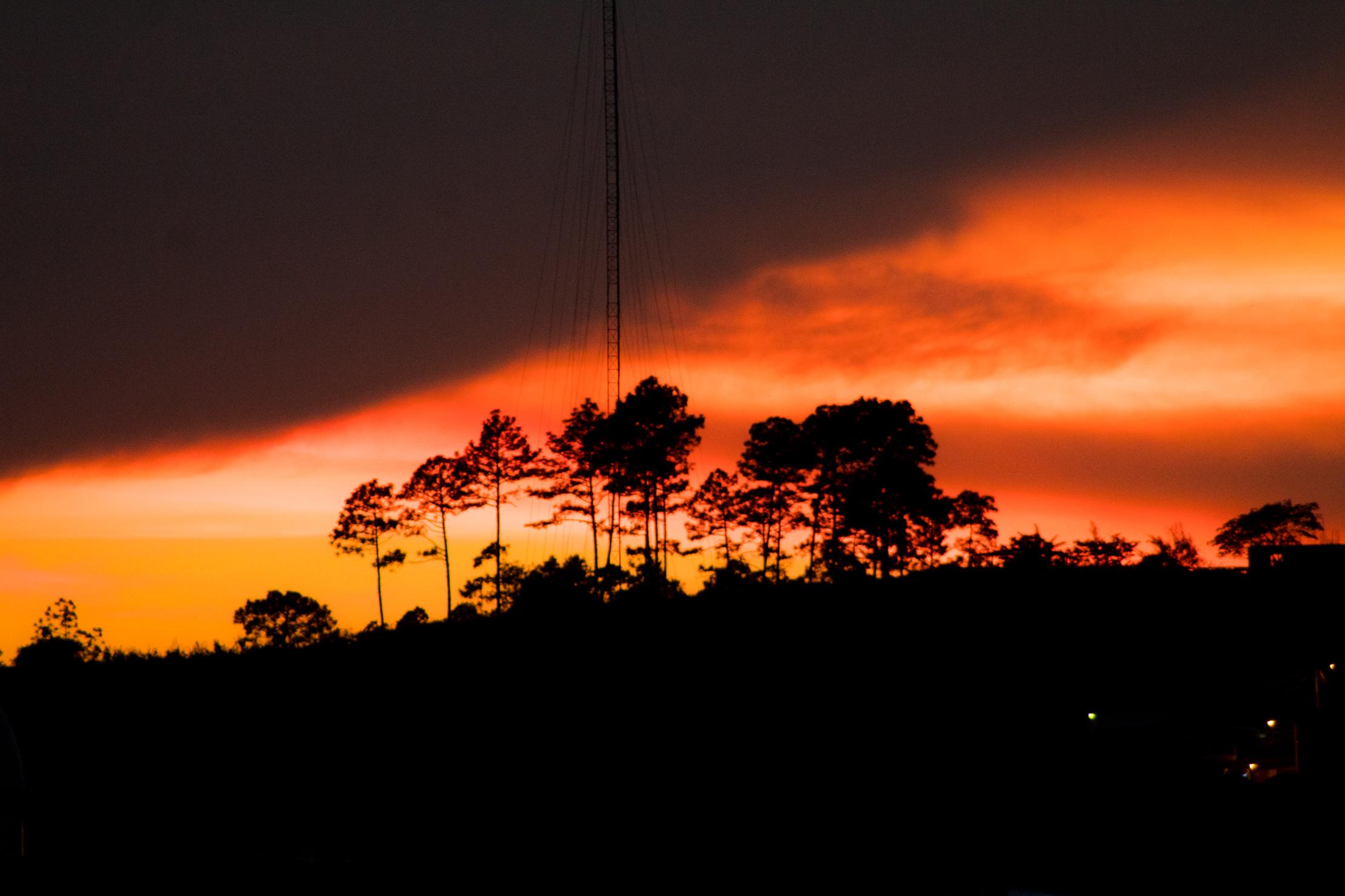 Free Images Atardecer Cielo Arboles Naturaleza