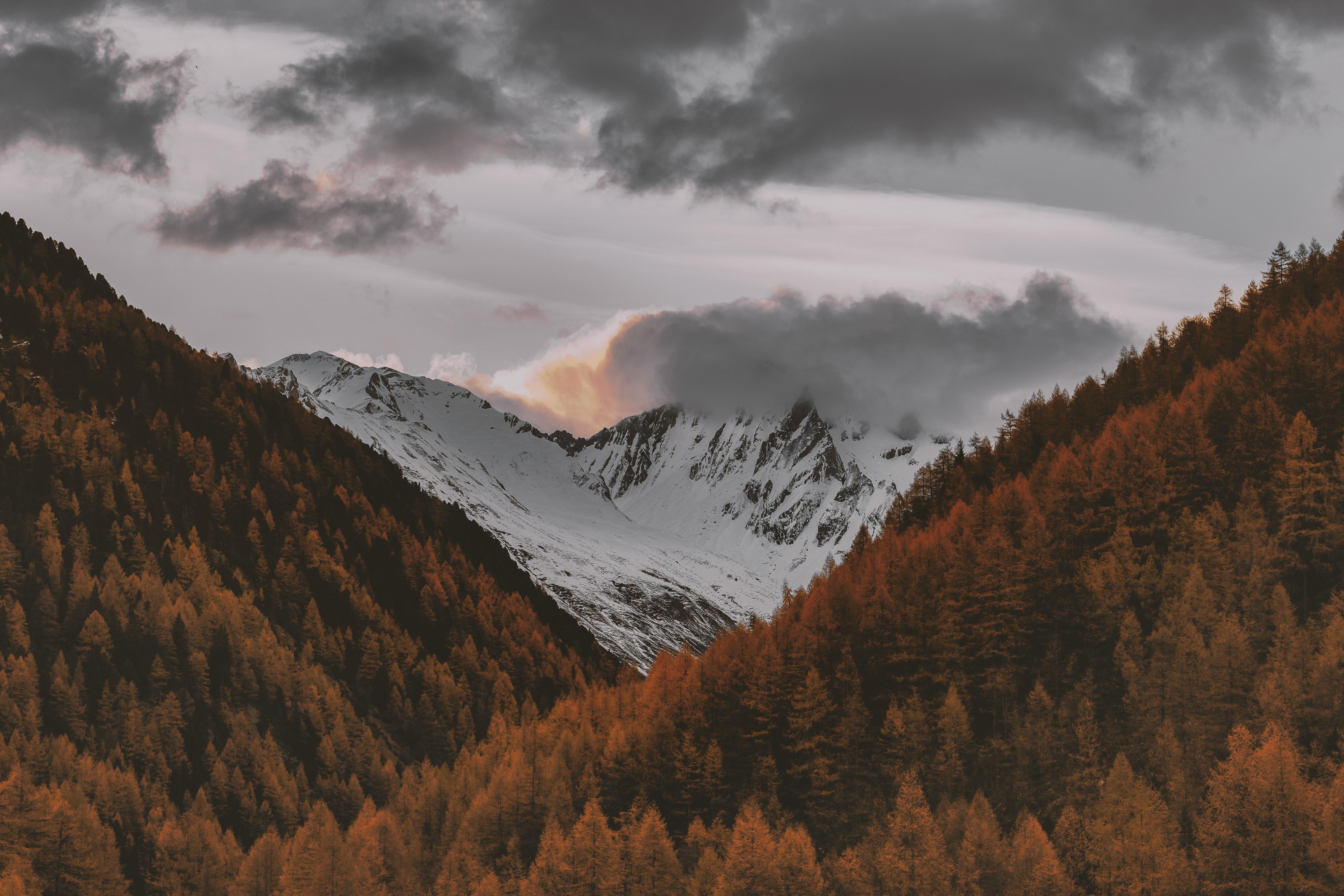 Free Images Autumn Colors Clouds Cold Color Dawn