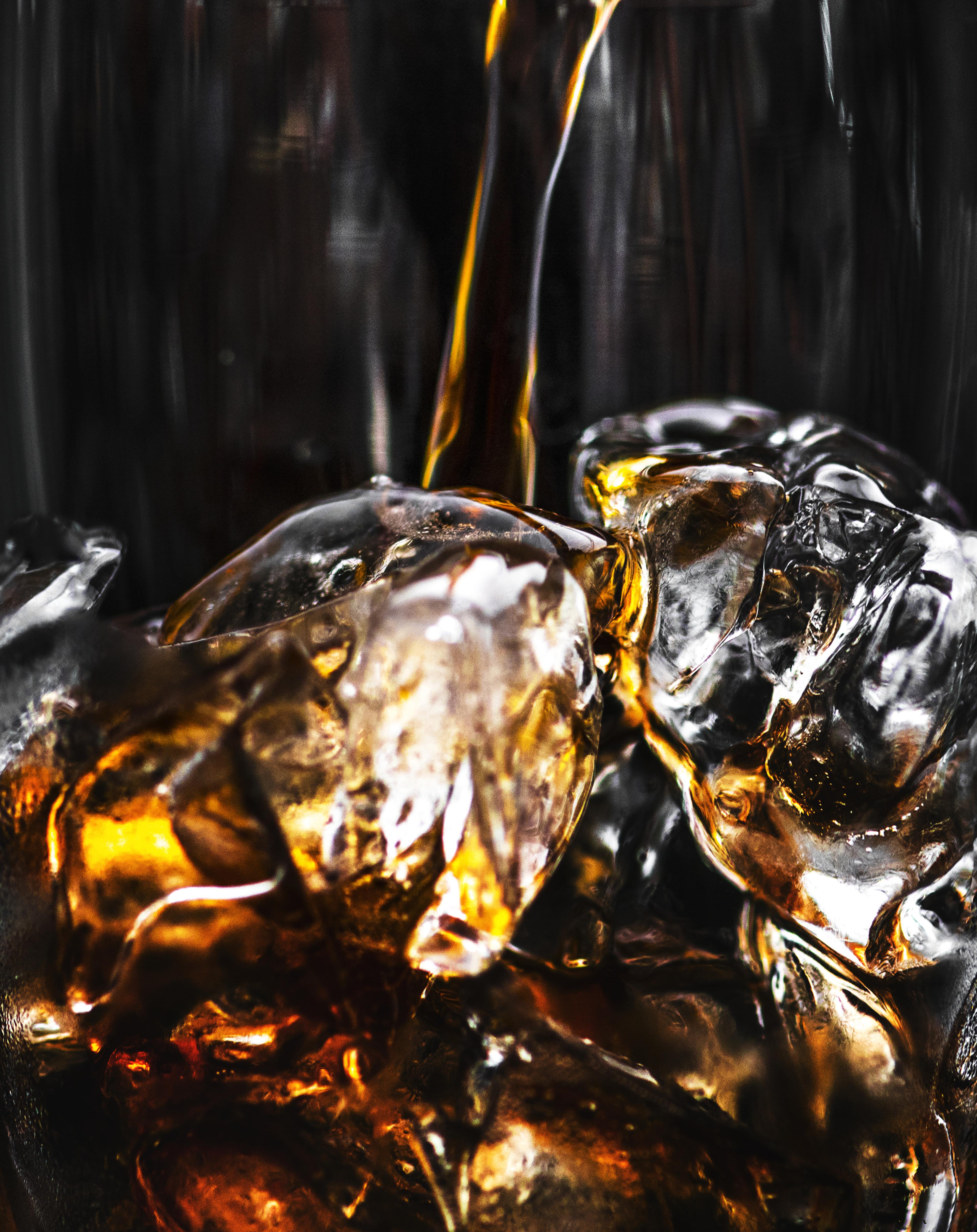 Free Images Beverage Black Background Bottle Bubble