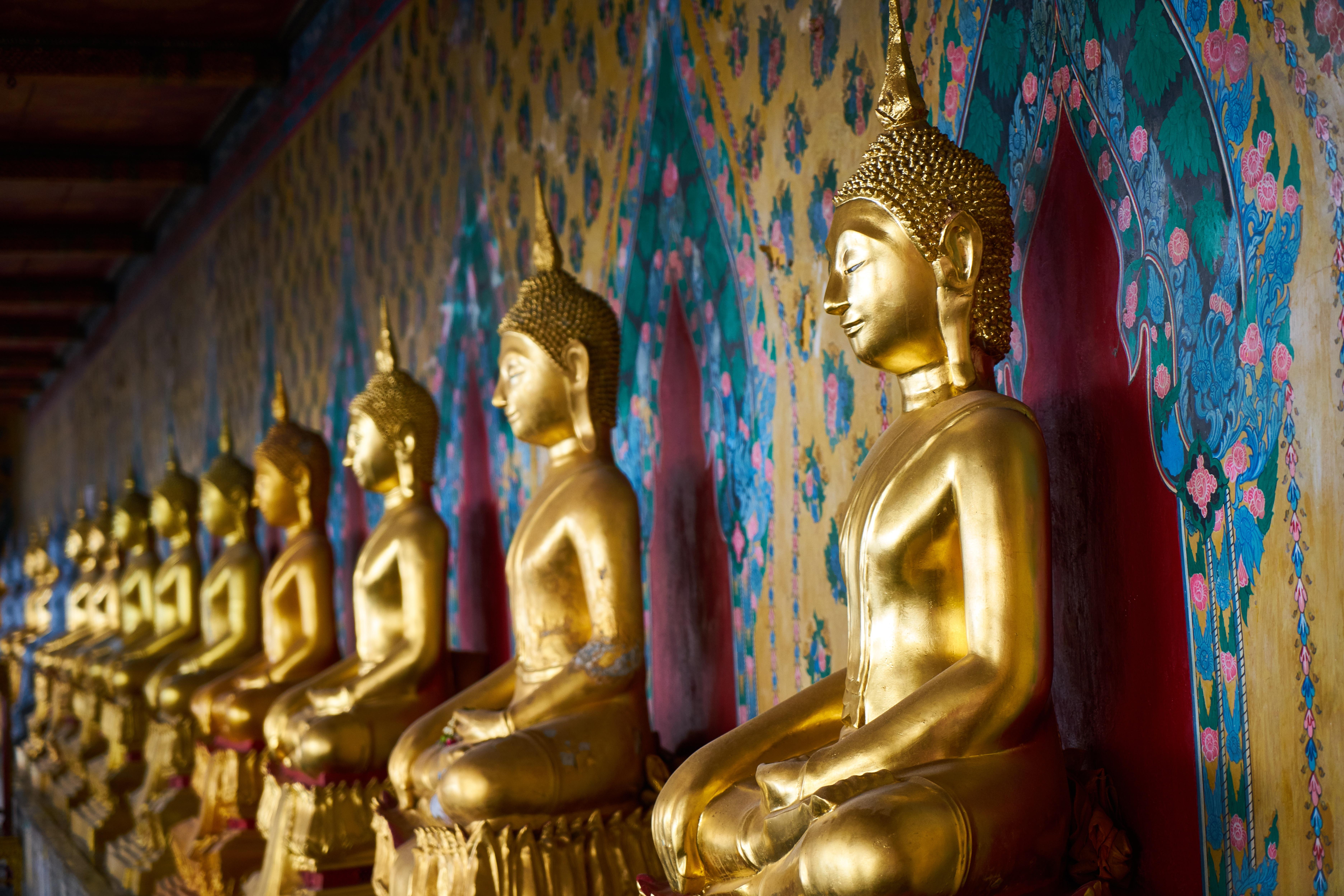 Free Images Bangkok Thailand Buddha Thai Culture Temple - Thailand religion