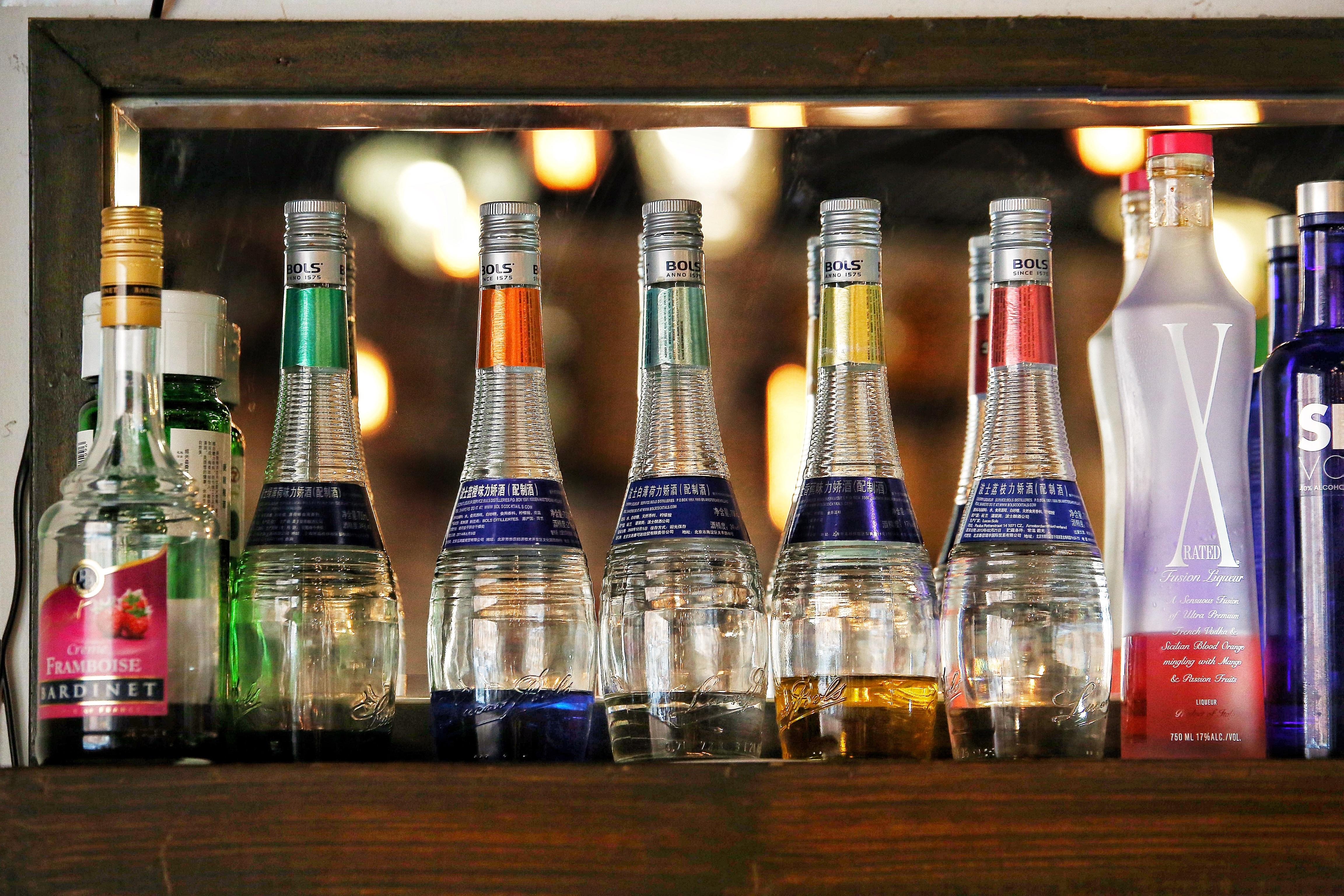 Картинки больших бутылок спиртного
