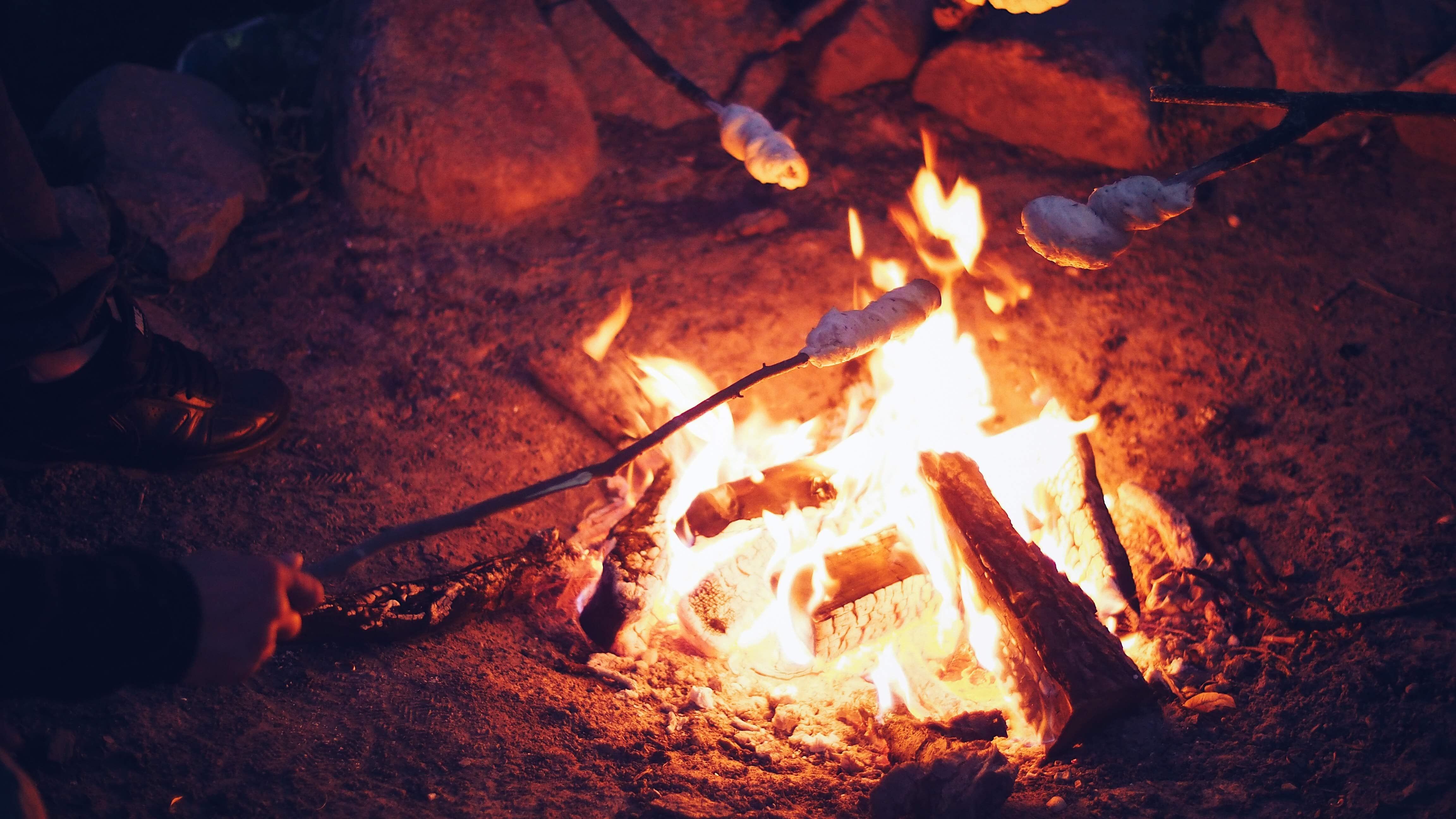 Fotos Gratis Parilla Hoguera Quemar Ardiente Quemado Cocina