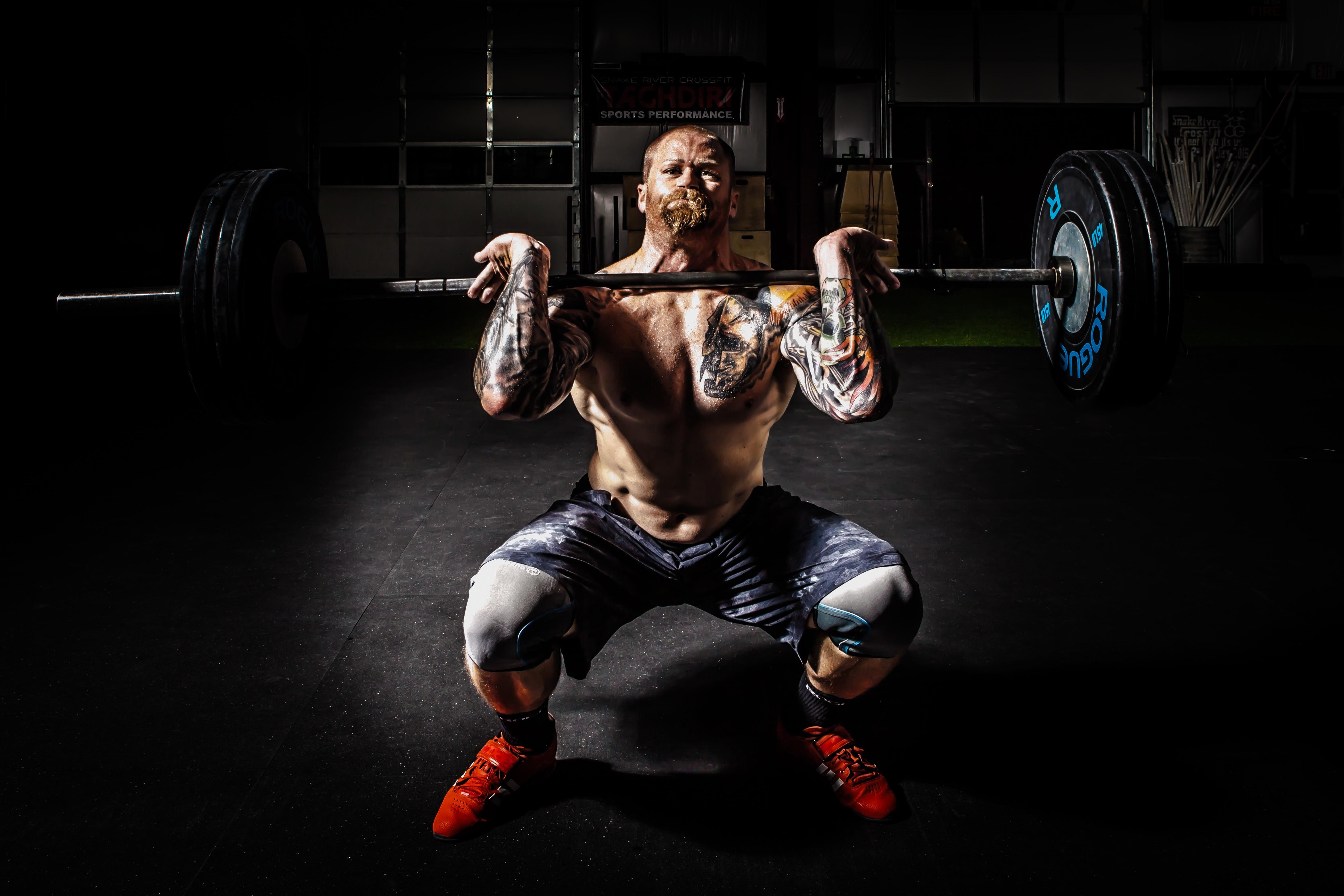 haltère la musculation effort exercice aptitude Gym homme muscles la  personne fort musculation 0c348bd8877