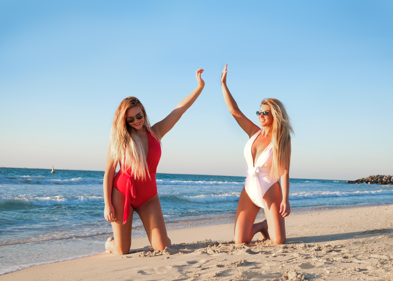 Русский пляж сексуальная