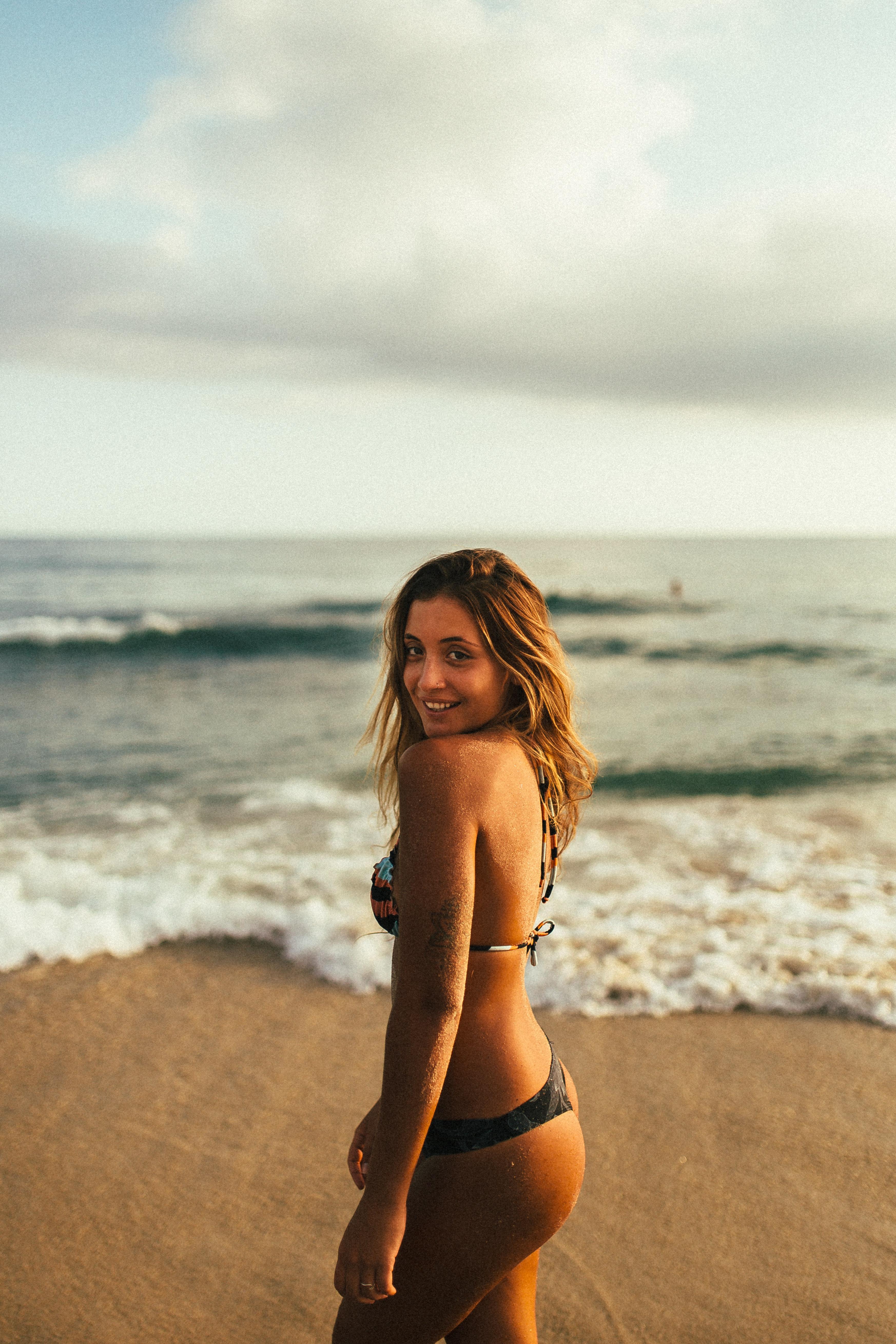 c171d2164ee Free Images : beach, beautiful, bikini, body, brazilian woman, daylight,  female, girl, leisure, model, ocean, outdoors, person, photoshoot,  portrait, pose, ...