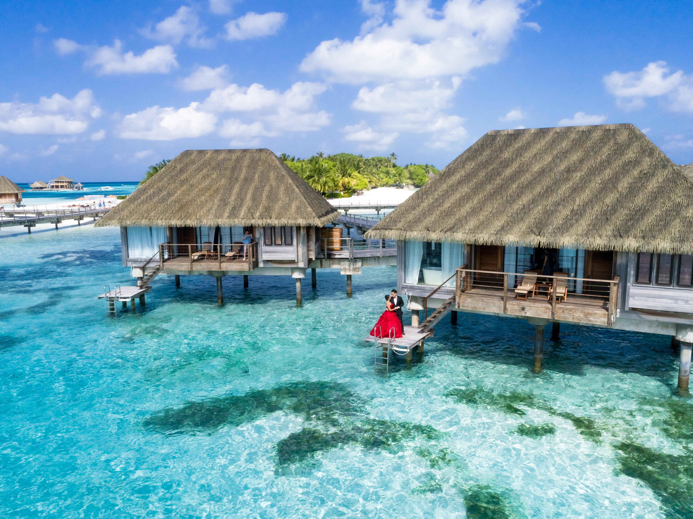 Beach Bungalow Hotel Hut