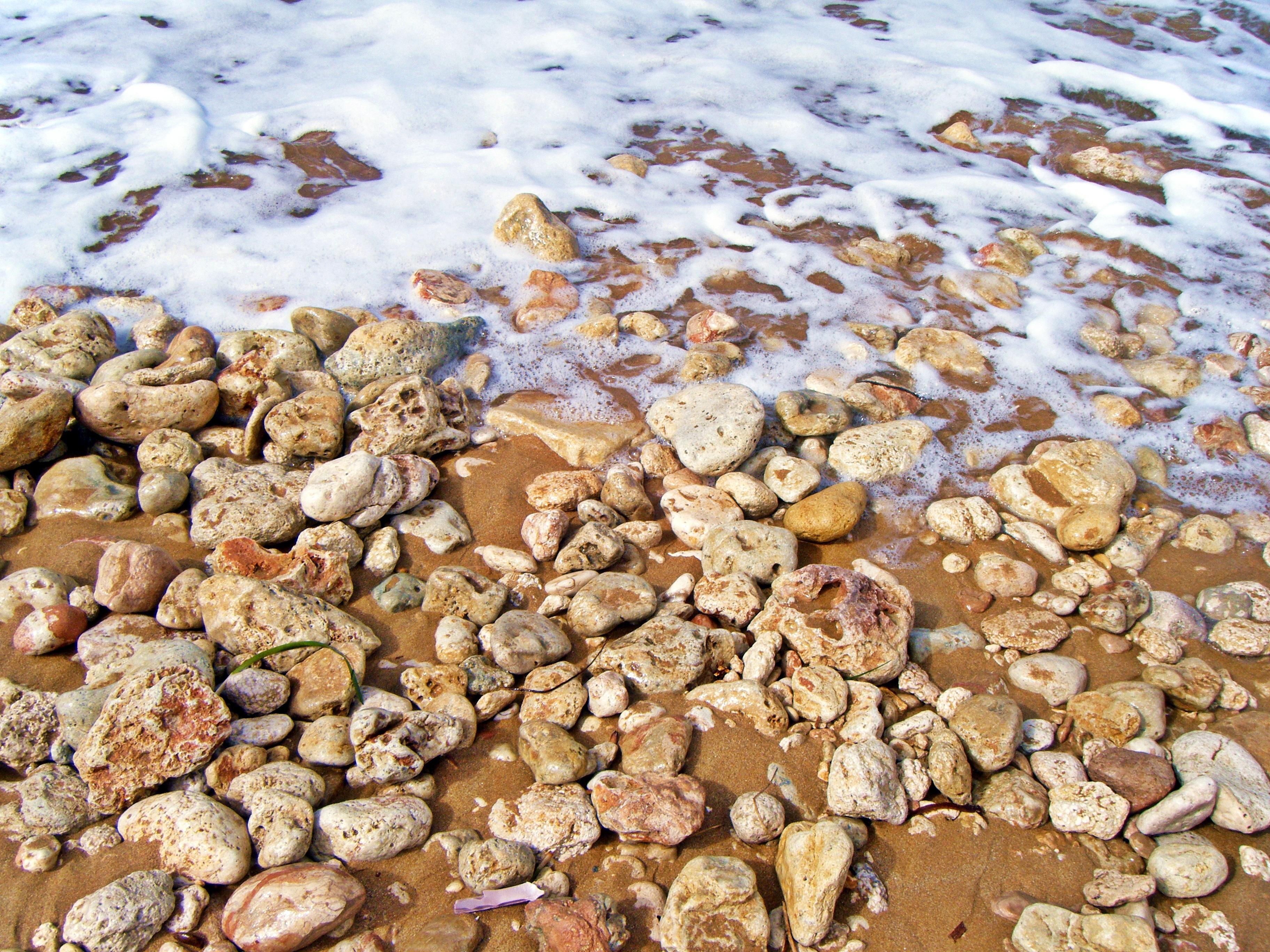 Картинка песка и воды