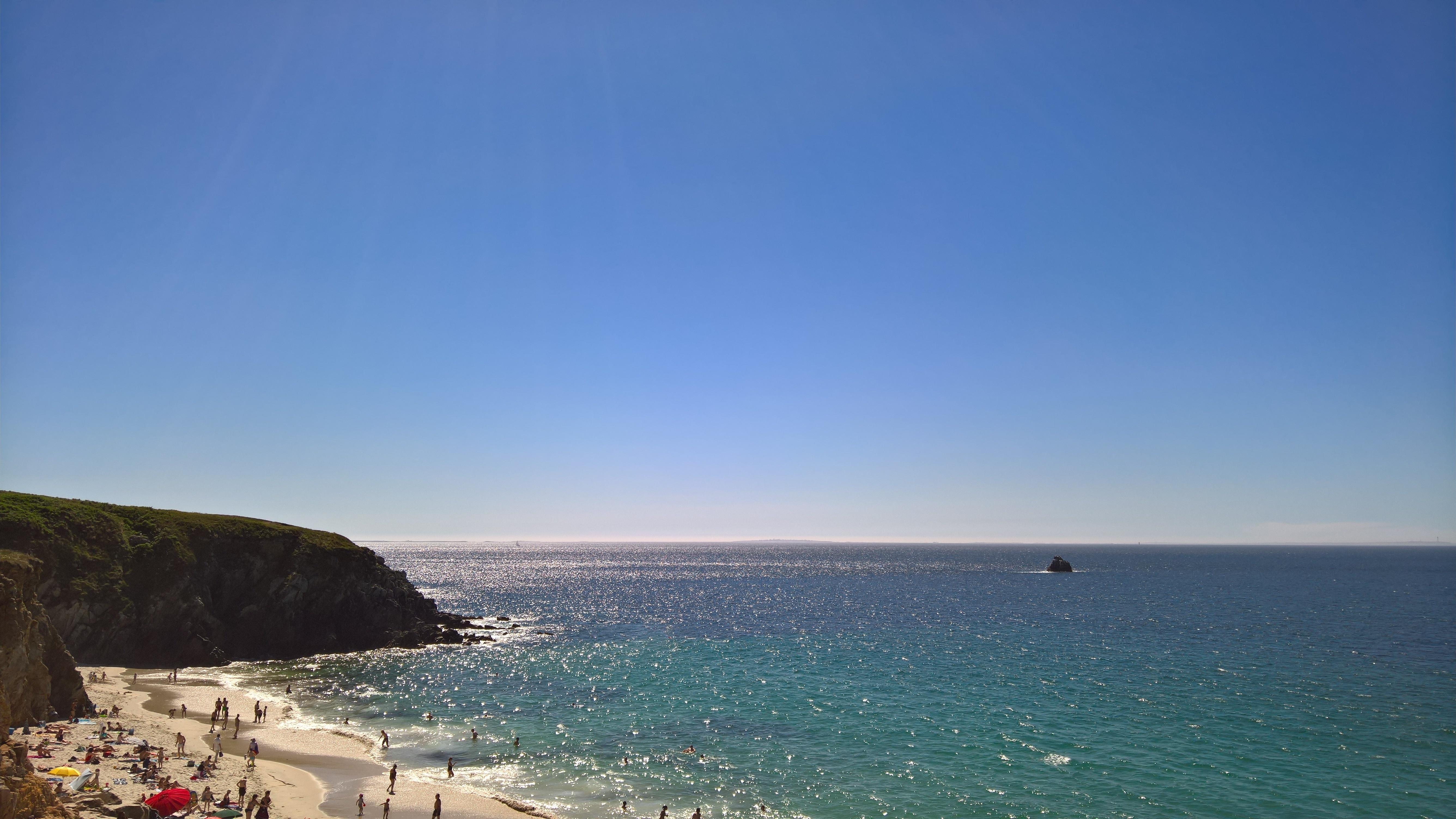 Images gratuites plage paysage c te horizon rive for Agence horizon paysage