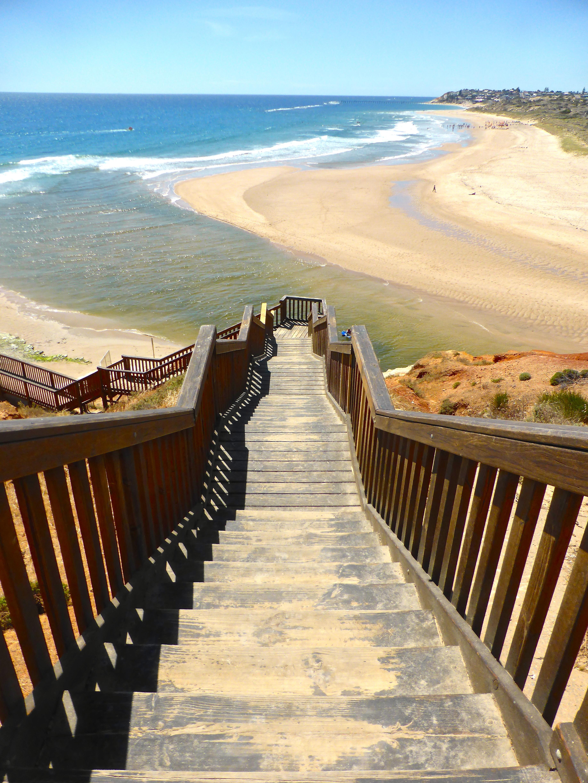 картинки лестницы к морю
