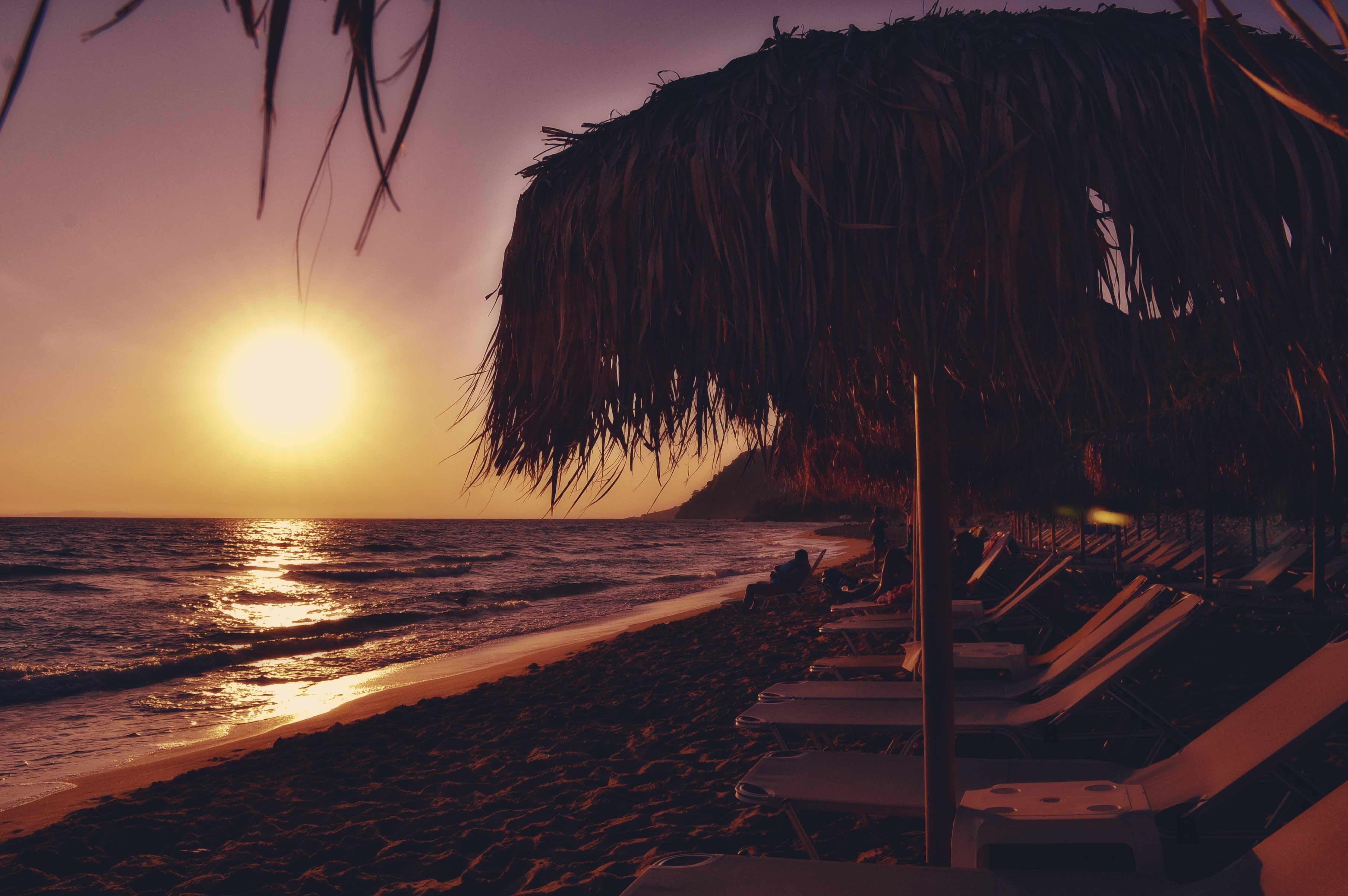 Images gratuites c te lever du soleil le coucher du soleil nuit lumi re du soleil matin - Heure lever coucher du soleil ...