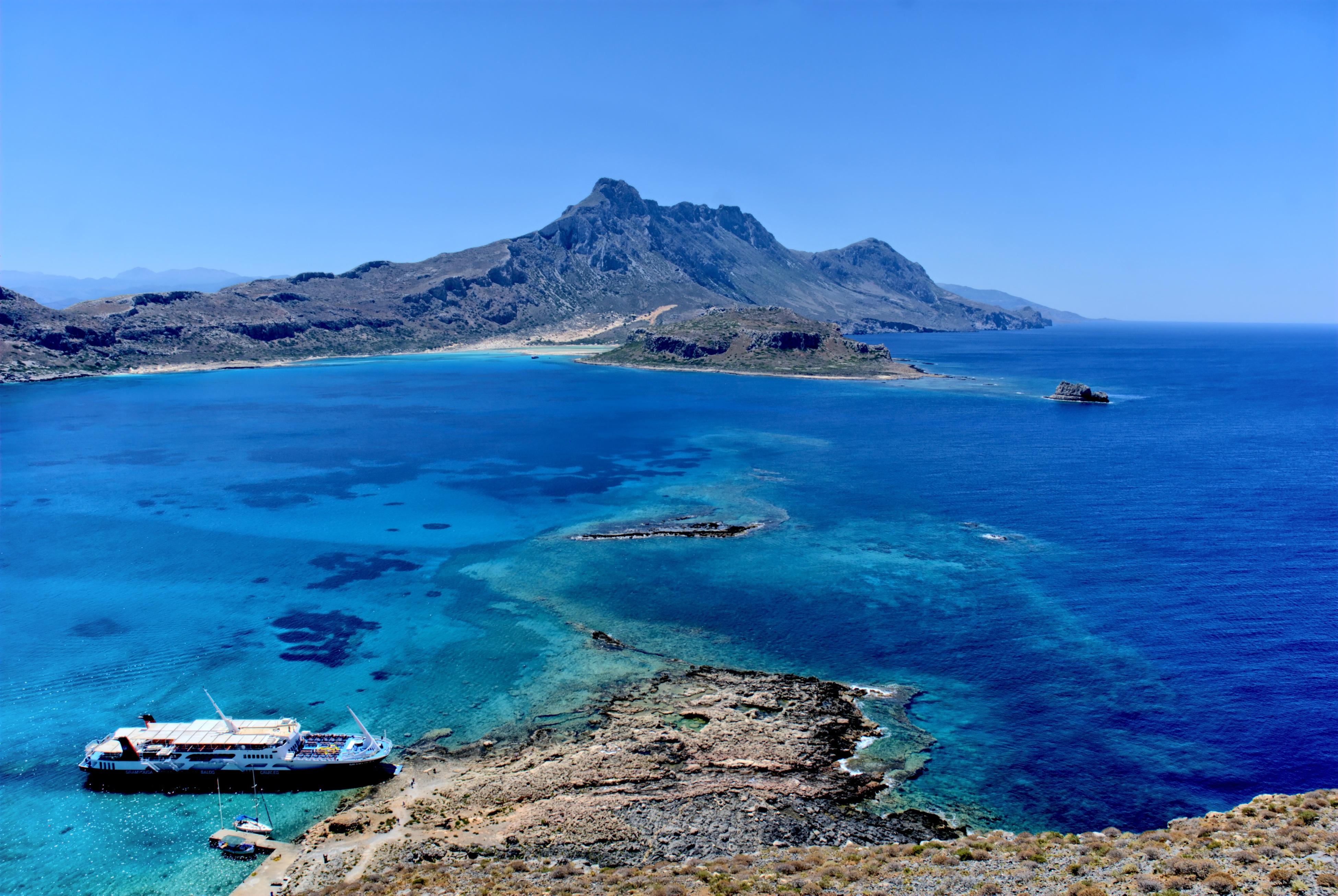 ходе отдых в греции остров крит фото данной кухни динамичен