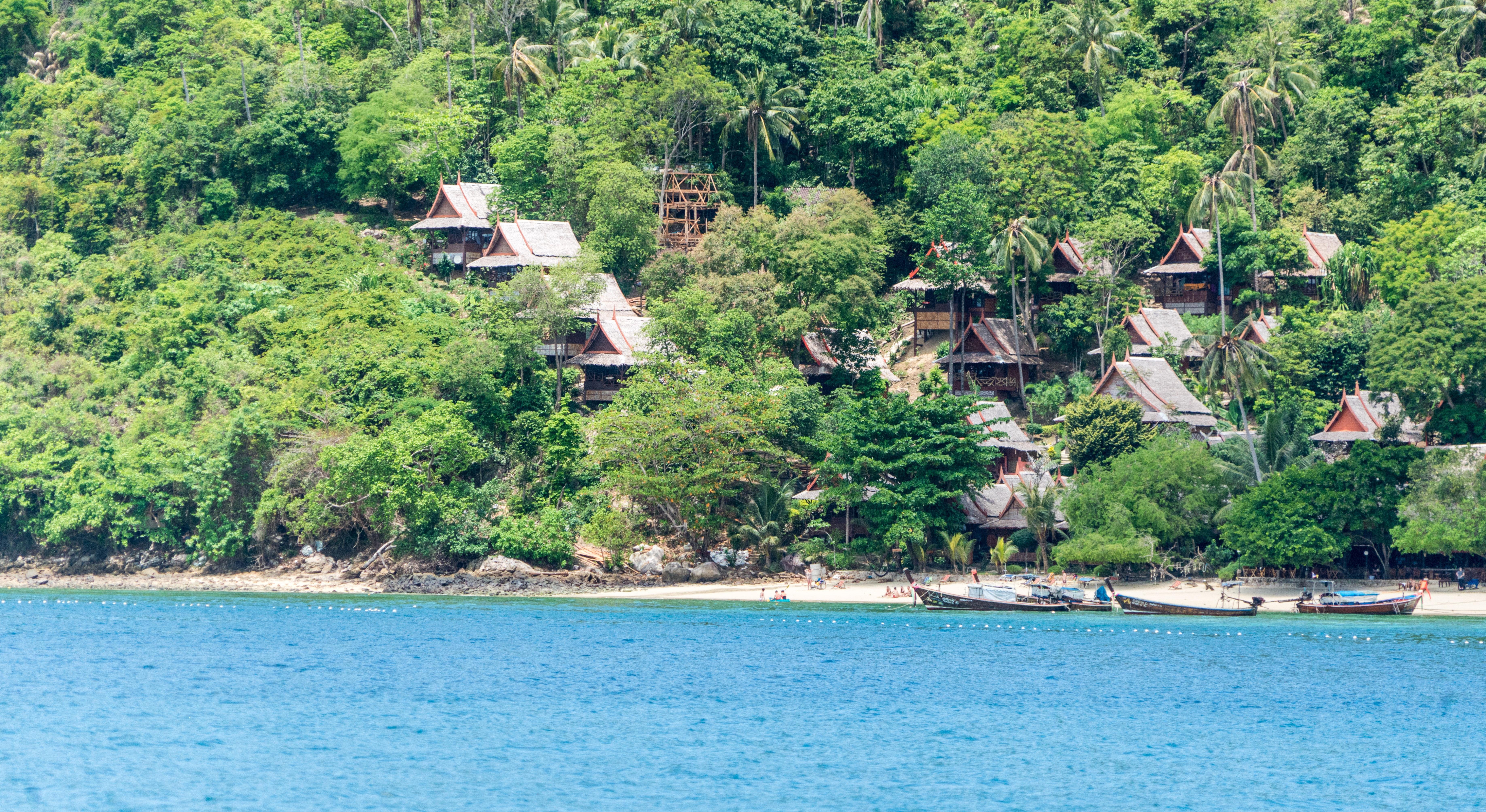 Paradise Resort Phi Phi Island Thailand