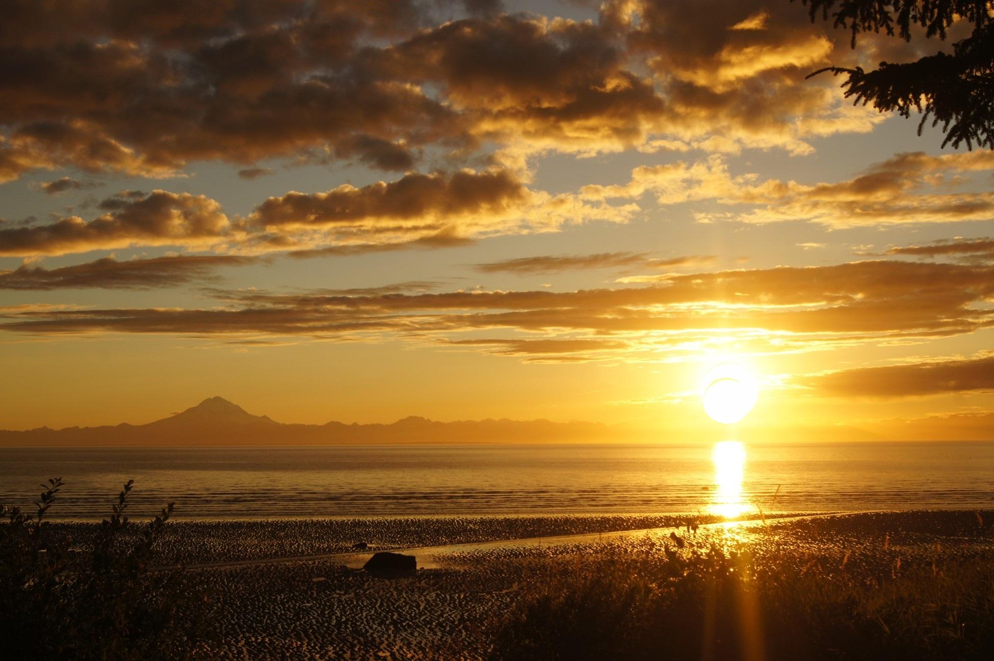 Красивые восходы солнца фото картинки