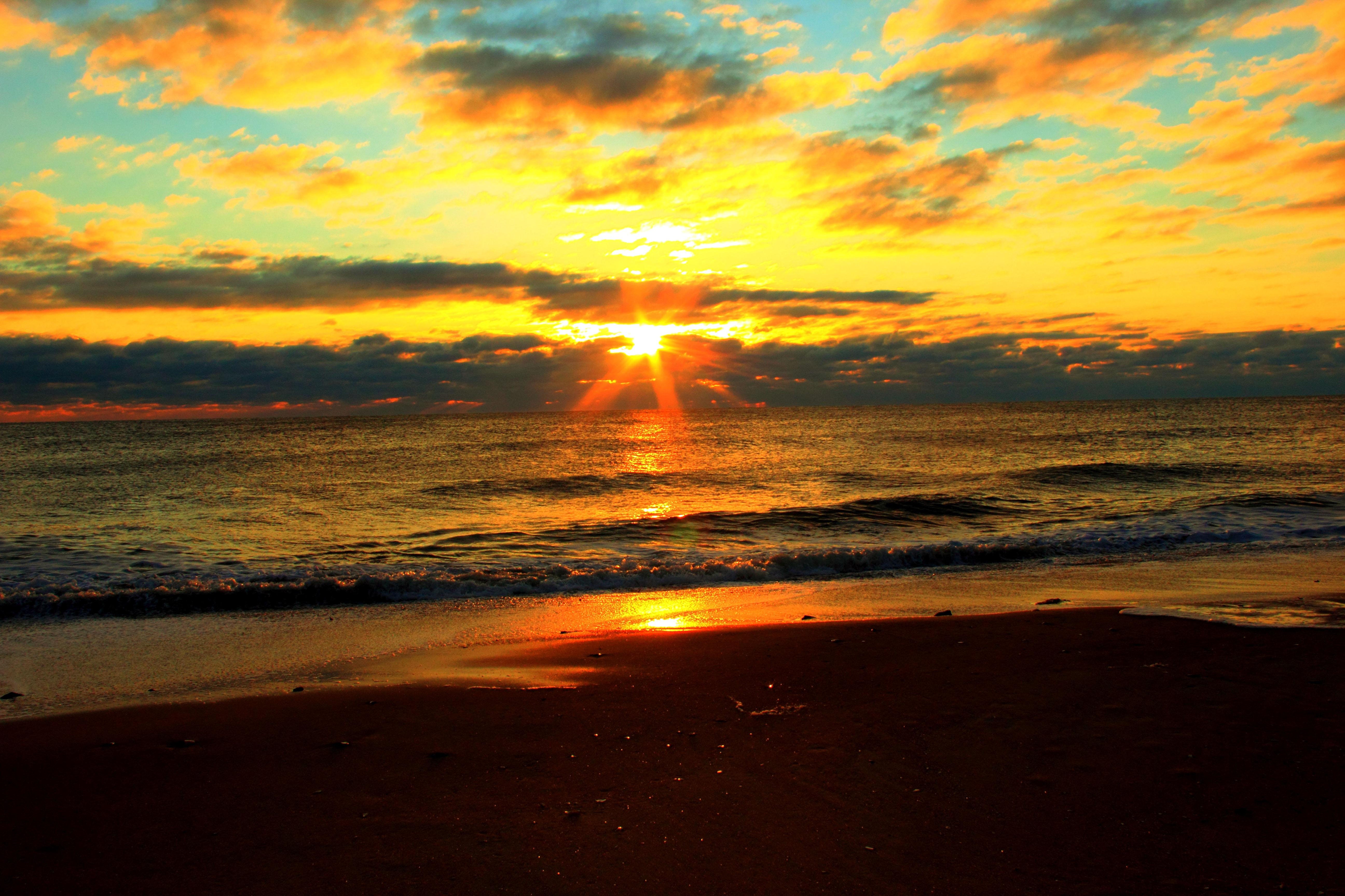 картинки море рассветы и закаты все