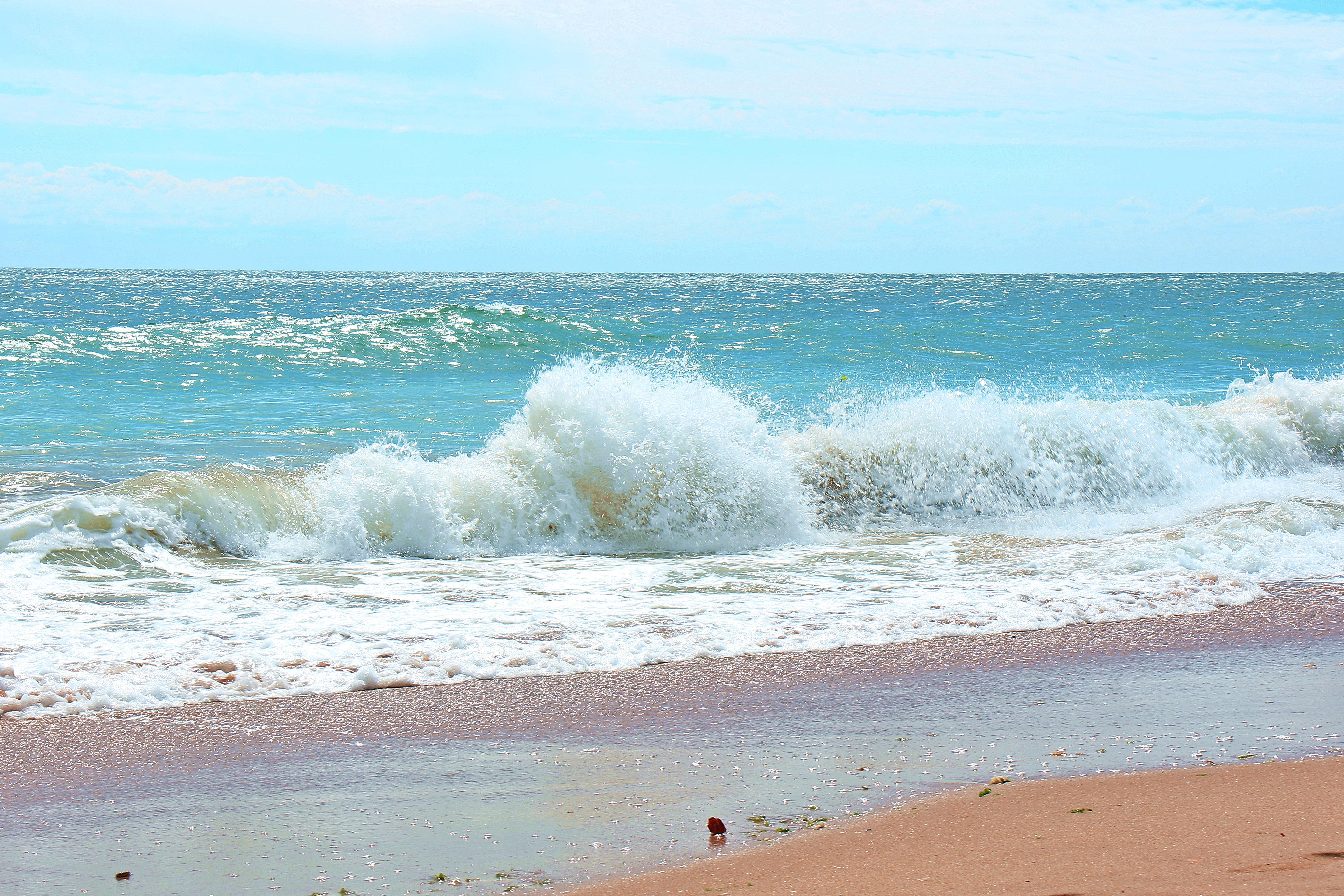 фото море пляж черное море этом