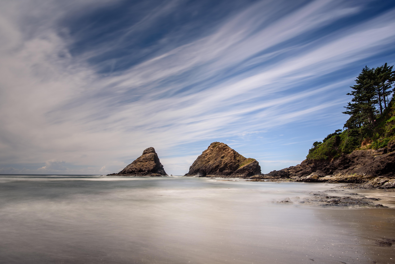 природа море берег горизонт nature sea shore horizon скачать