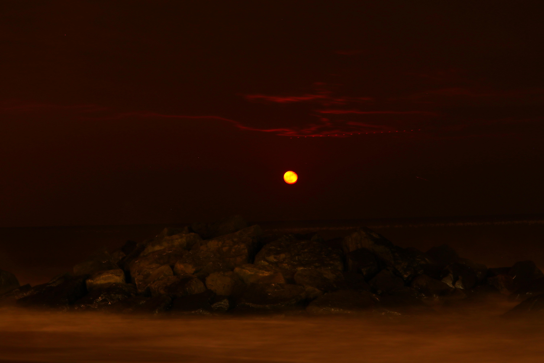 5100 Koleksi pemandangan pantai malam Gratis Terbaru