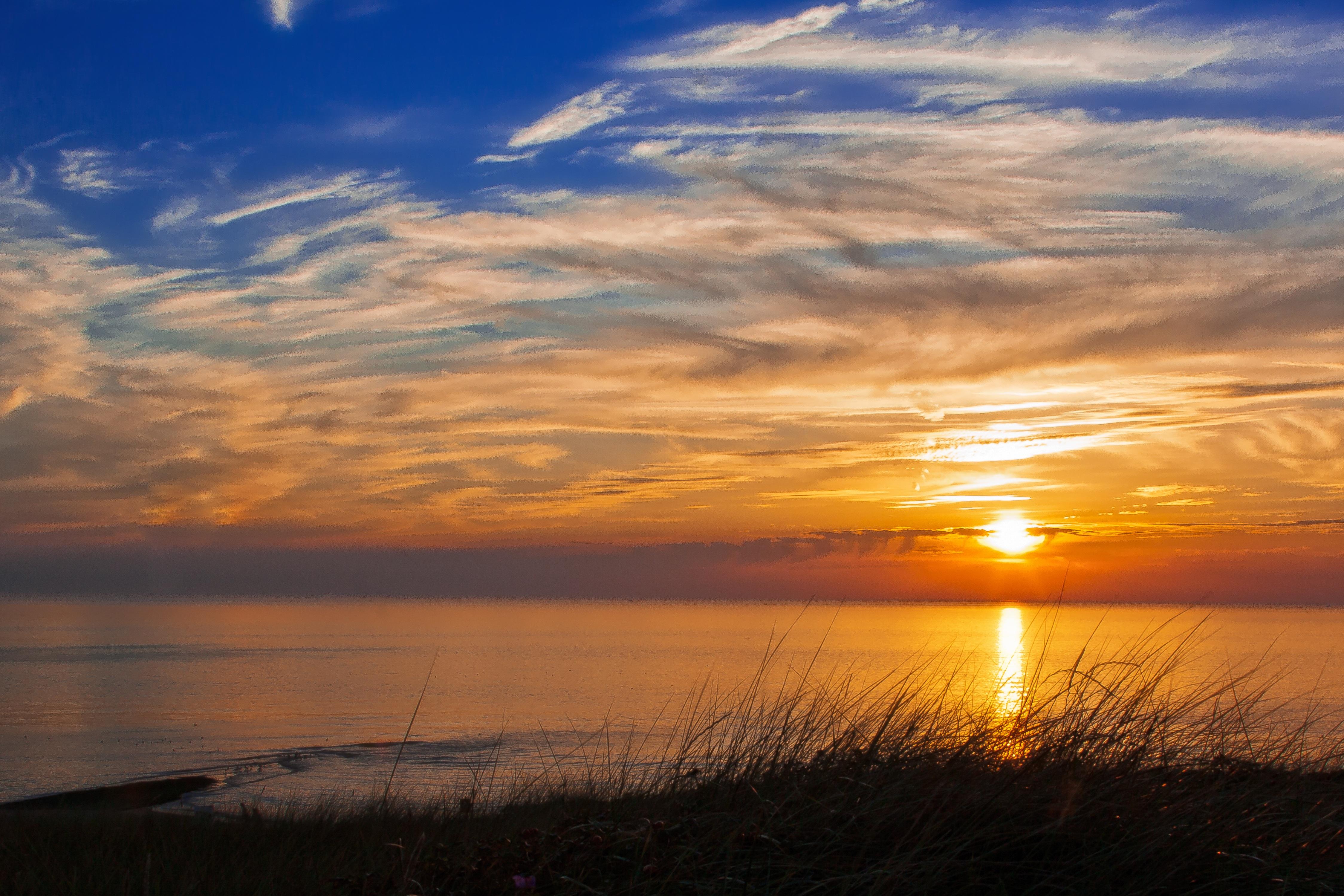 Strand nordsee sonnenuntergang  Kostenlose foto : Strand, Landschaft, Meer, Küste, Wasser, Ozean ...