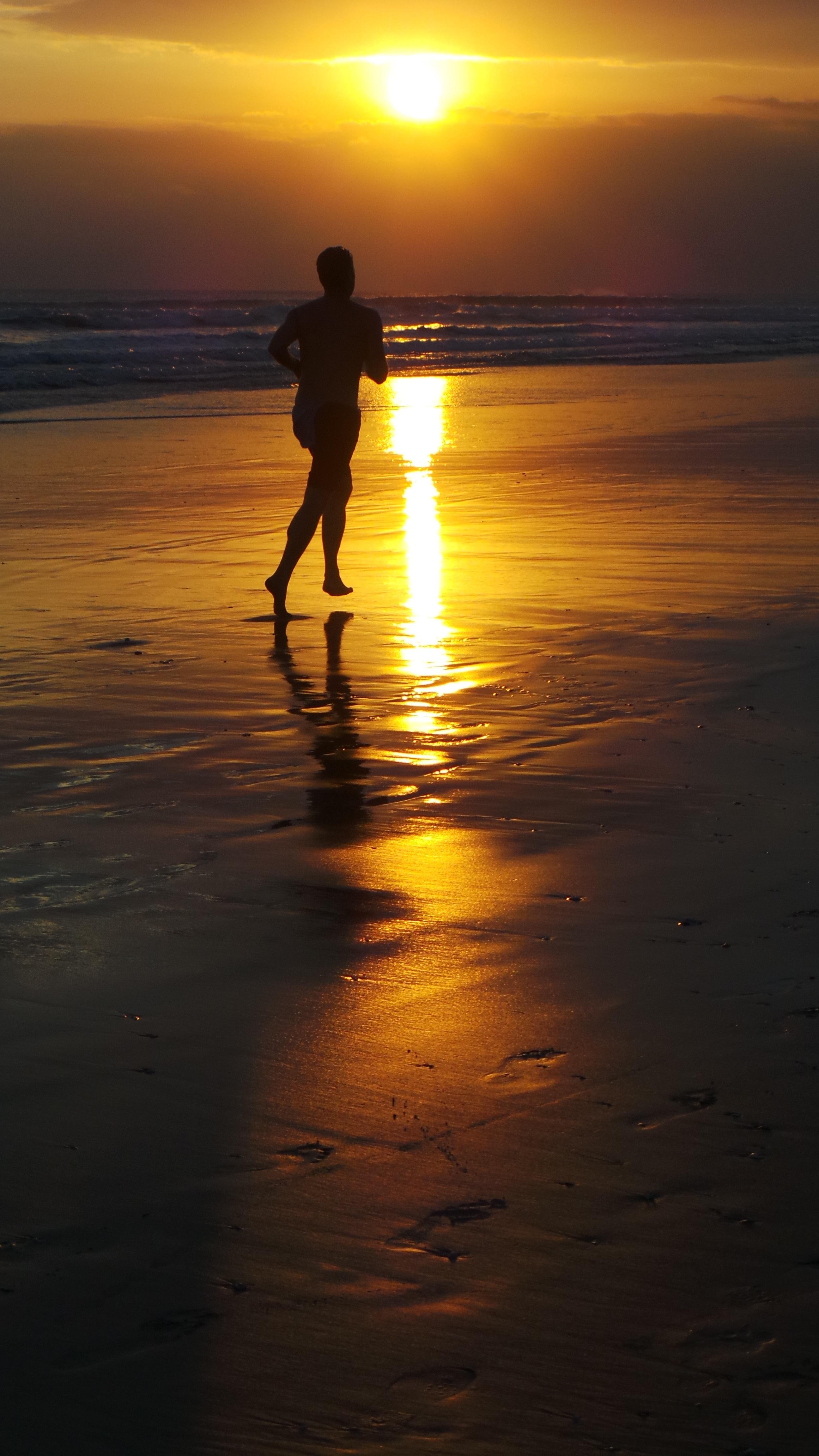 Gambar Pantai Pemandangan Laut Air Pasir Lautan Horison