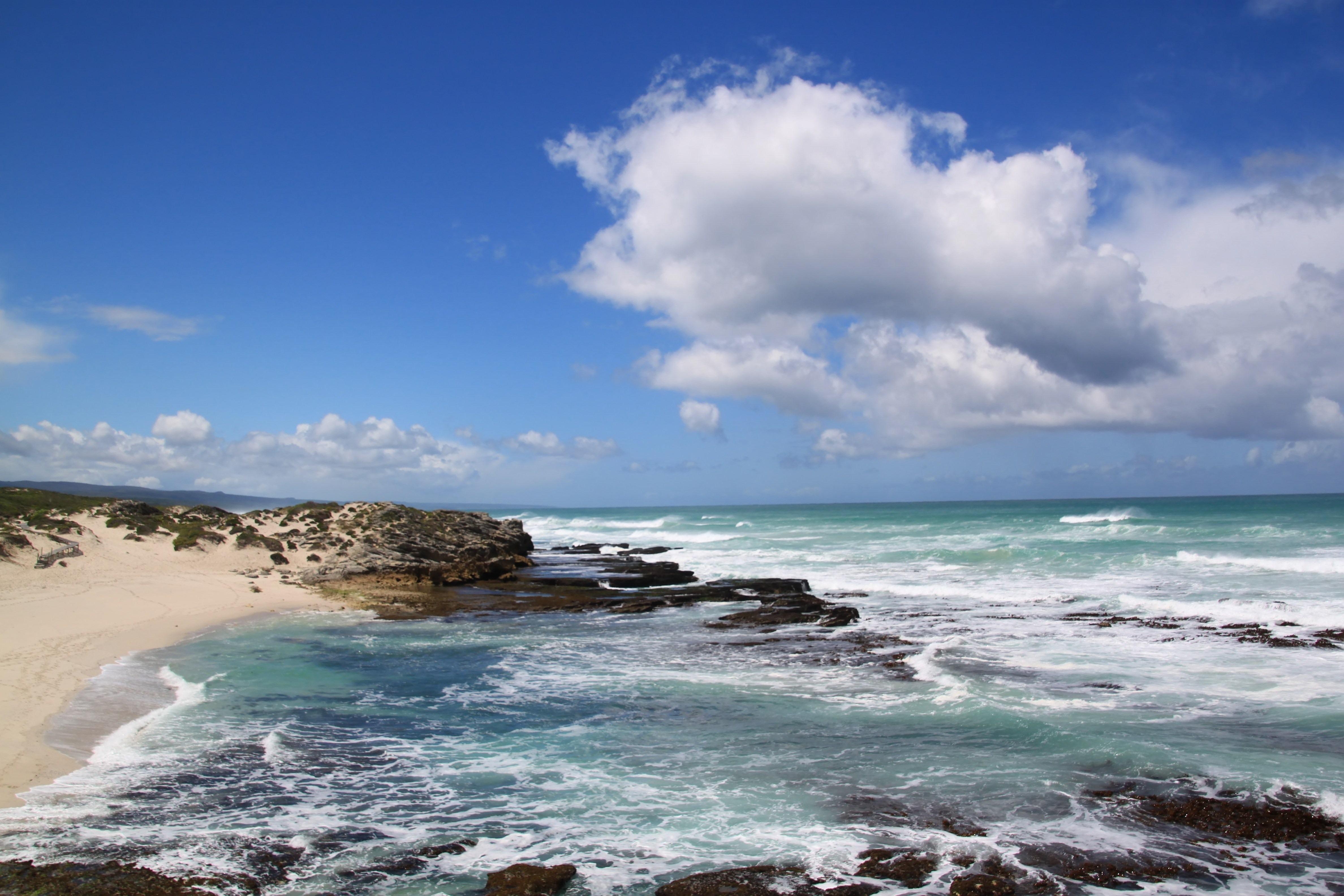 Free Images Landscape Sea Coast Rock Ocean Horizon