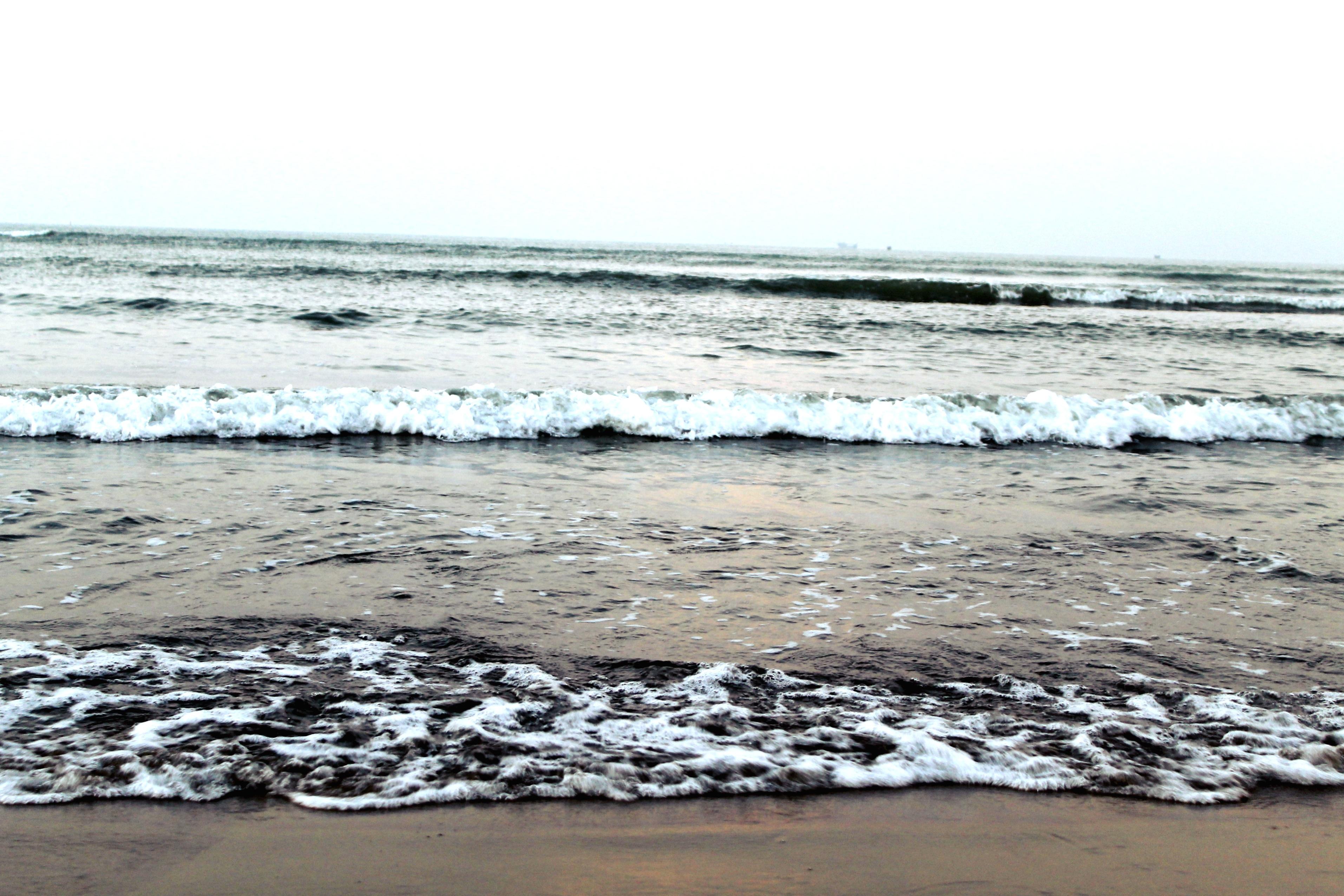 Immagini Belle Spiaggia Mare Costa Acqua Sabbia Roccia