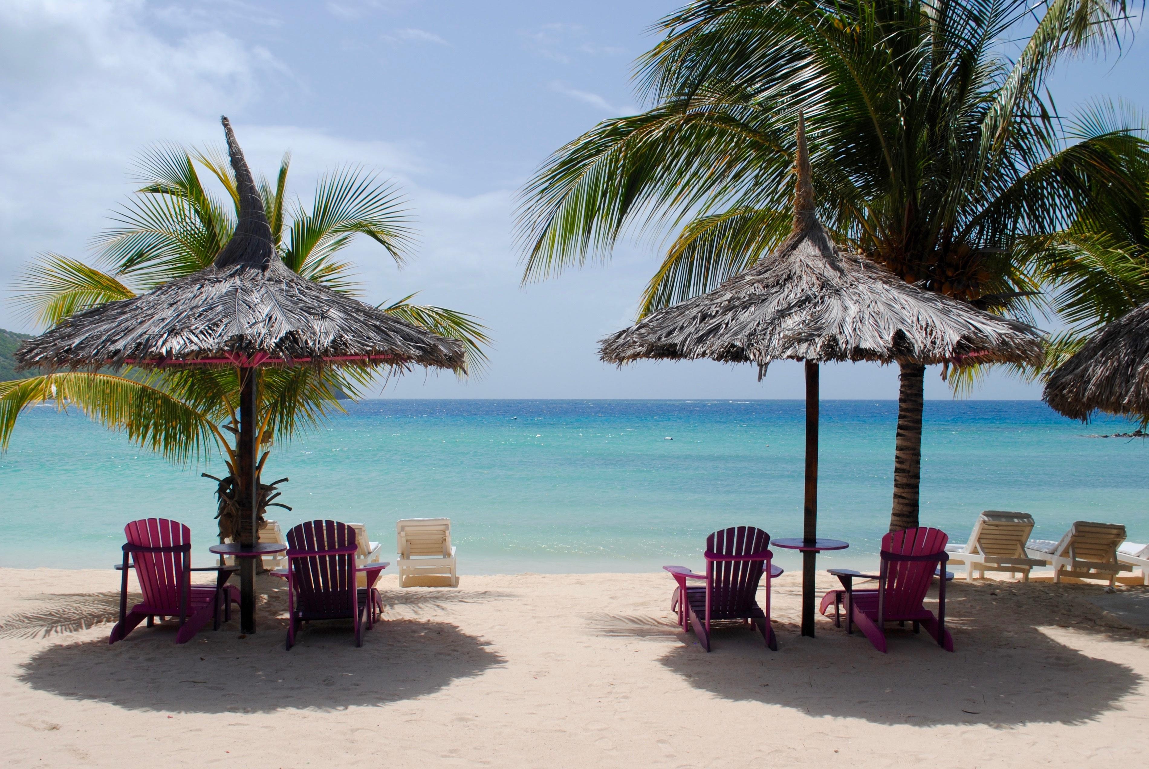 рунический картинки карибский пляж первому впечатлению остров
