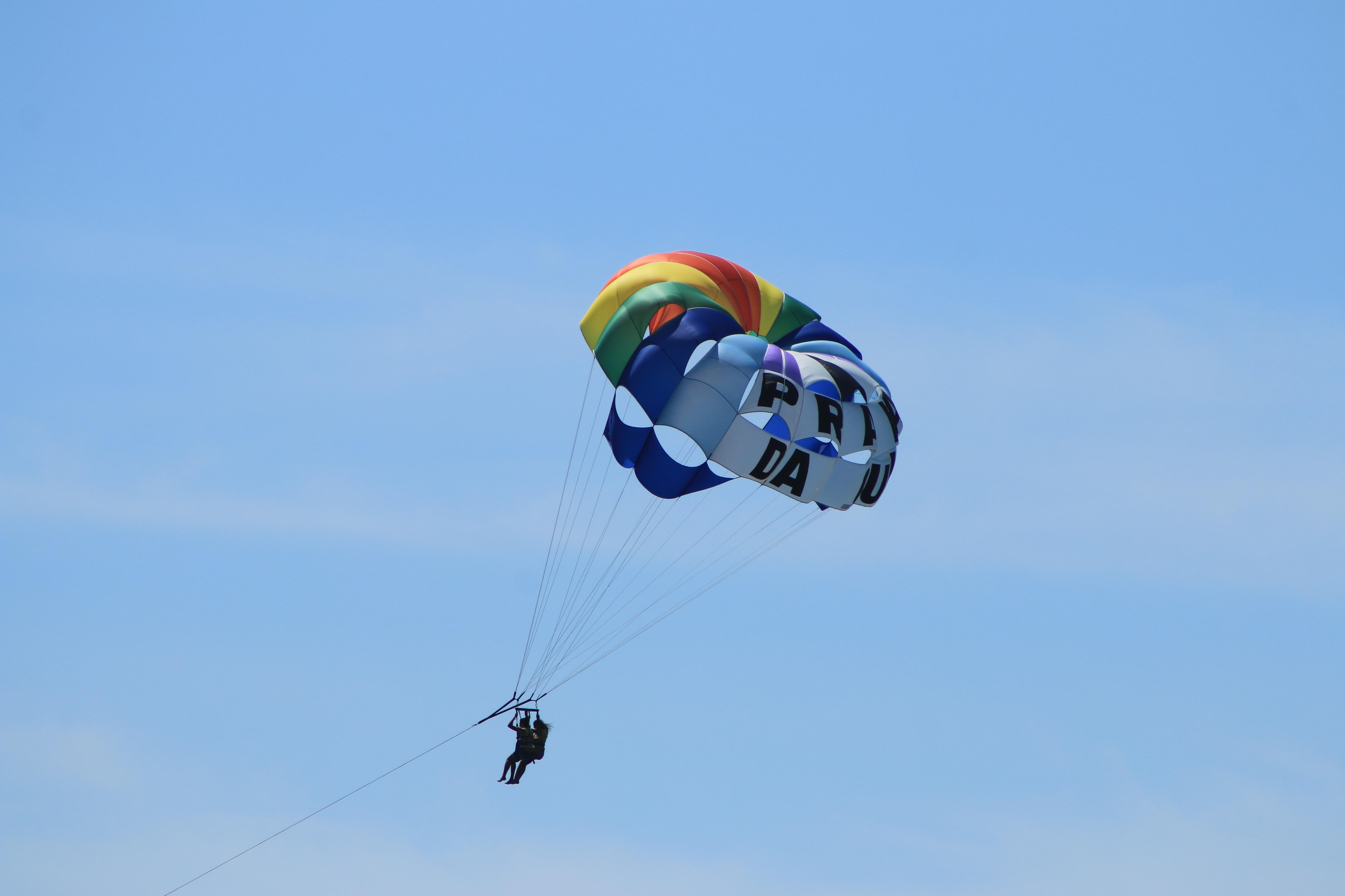 parachutisme portugal