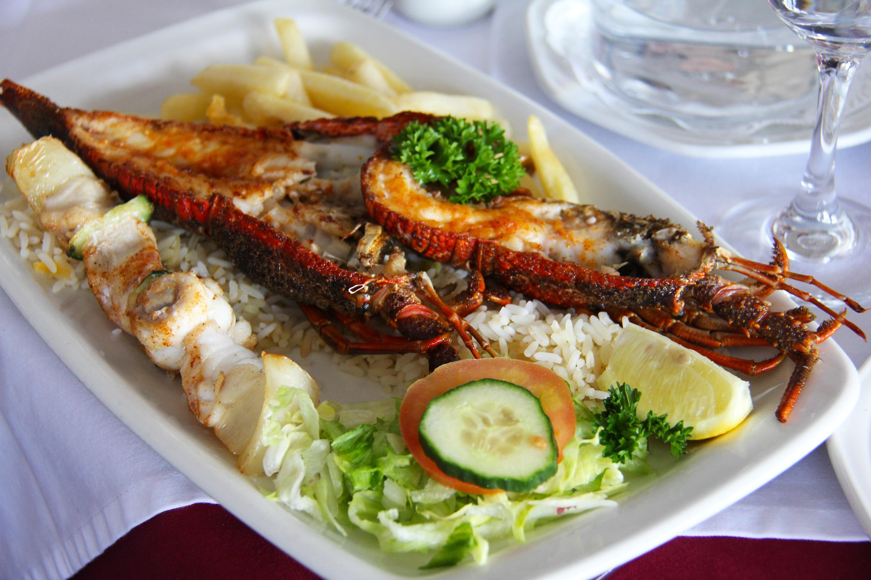 Images Gratuites : restaurant, plat, repas, aliments, Fruit de mer, Frais, poisson, juteux, le ...