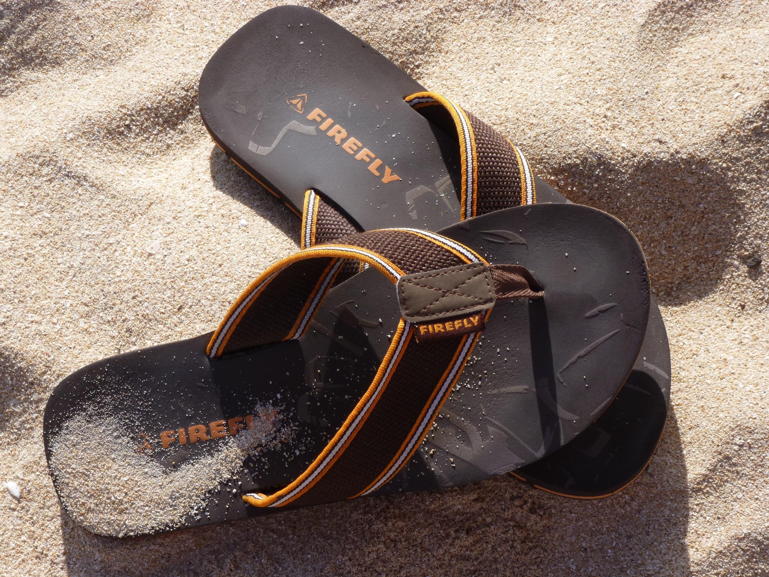 6ab8a78ee59b6 de praia areia sapato couro verão Primavera feriado Castanho chinelo de  dedo Preto sandália sapatos calçados
