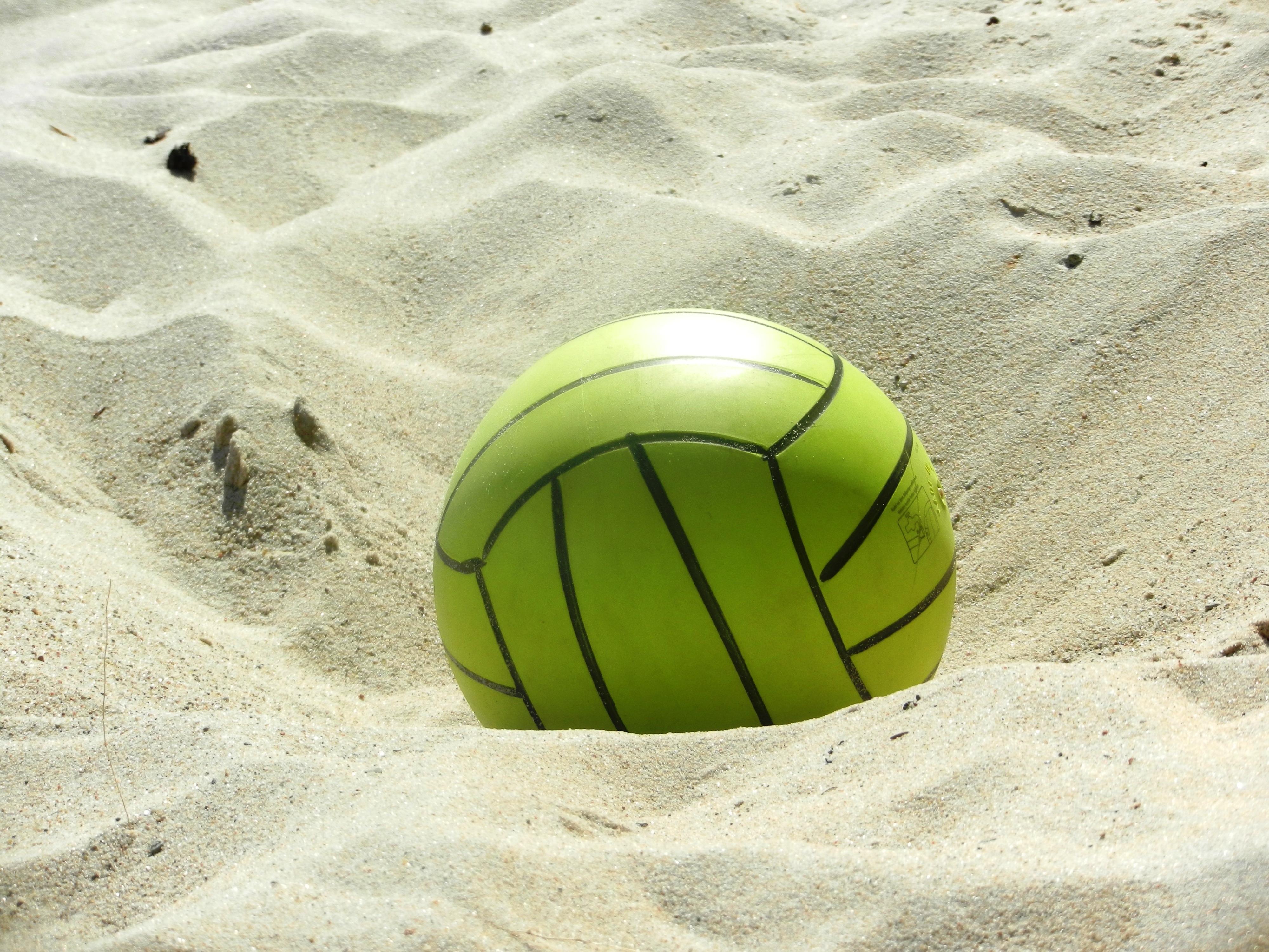 bờ biển cát Môn thể thao lượt xem màu xanh lá bóng đá thiết bị thể