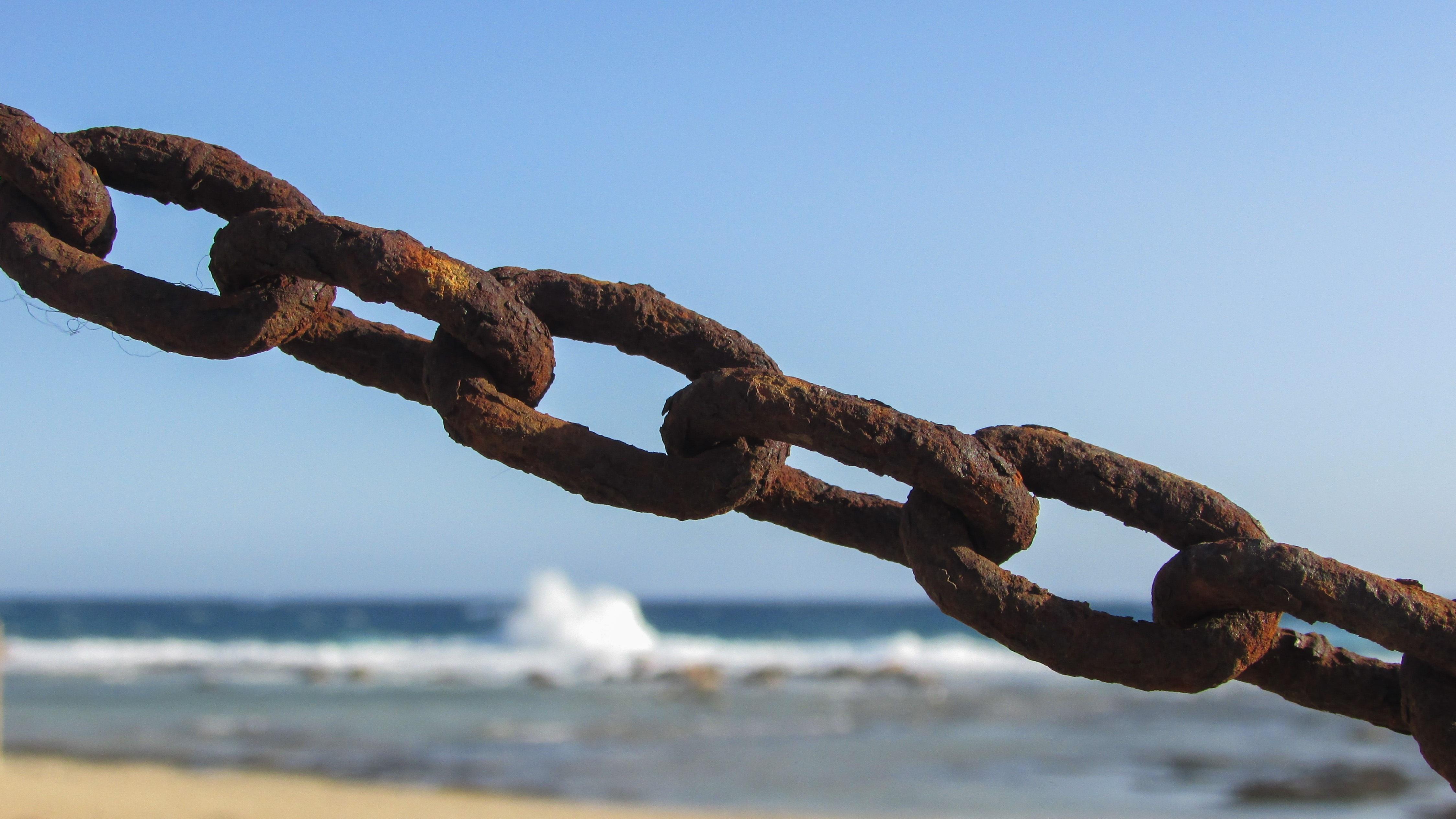 Kostenlose foto : Strand, Meer, Ast, Zaun, Holz, Kette, Wind, alt ...