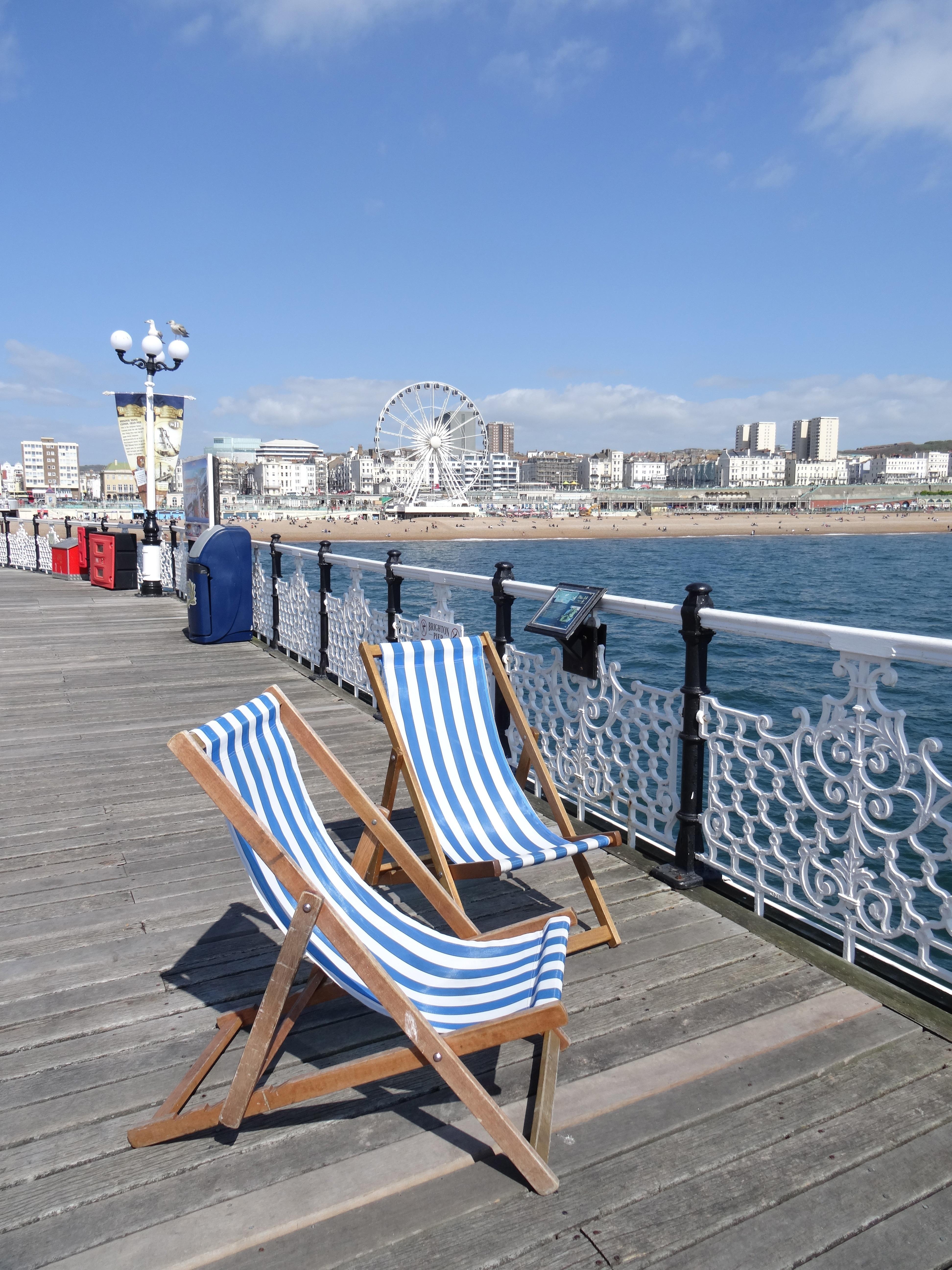 Fotos gratis : playa, mar, costa, muelle, Paseo marítimo, Pasarela ...